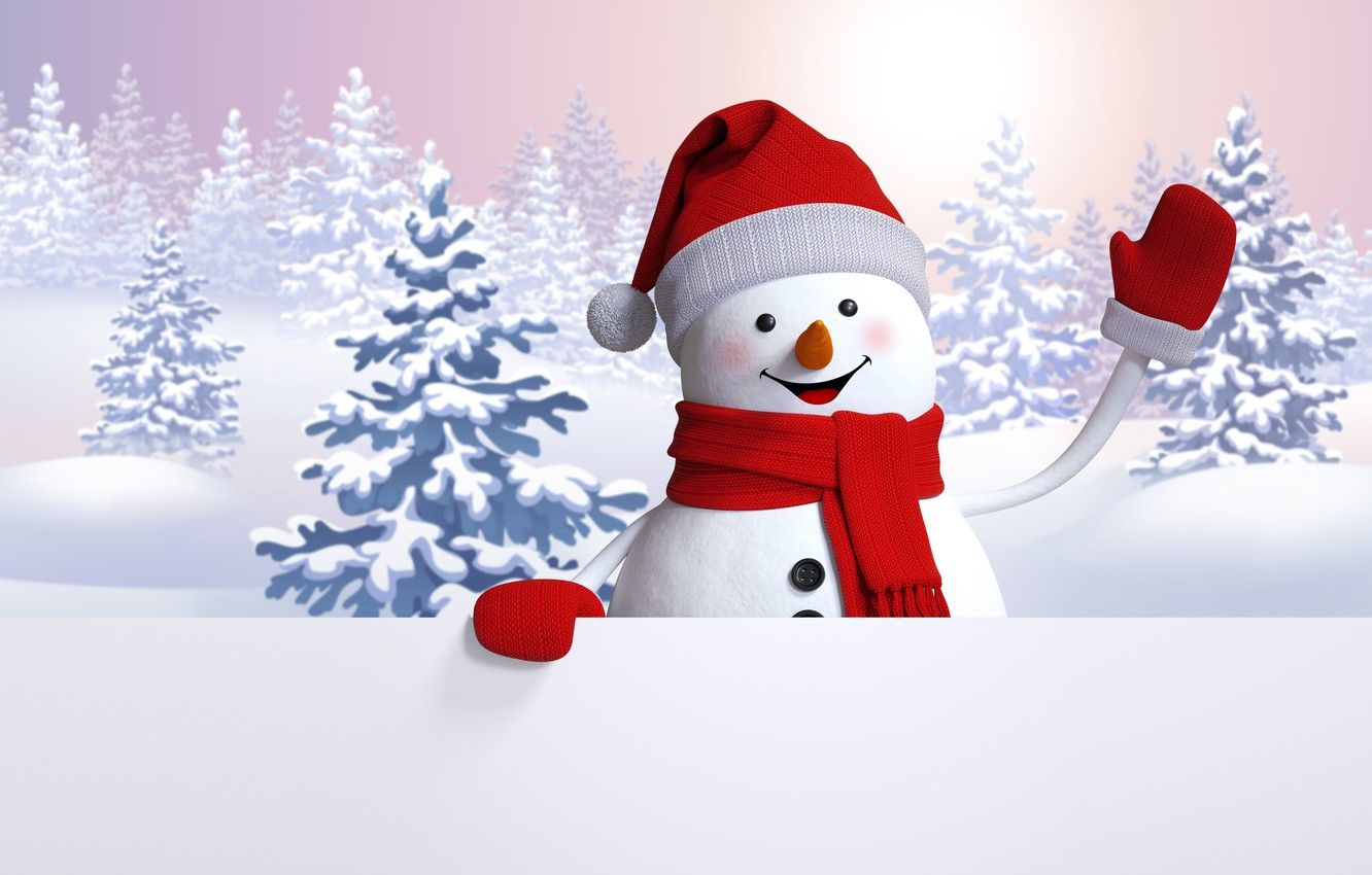 snowman background images hd