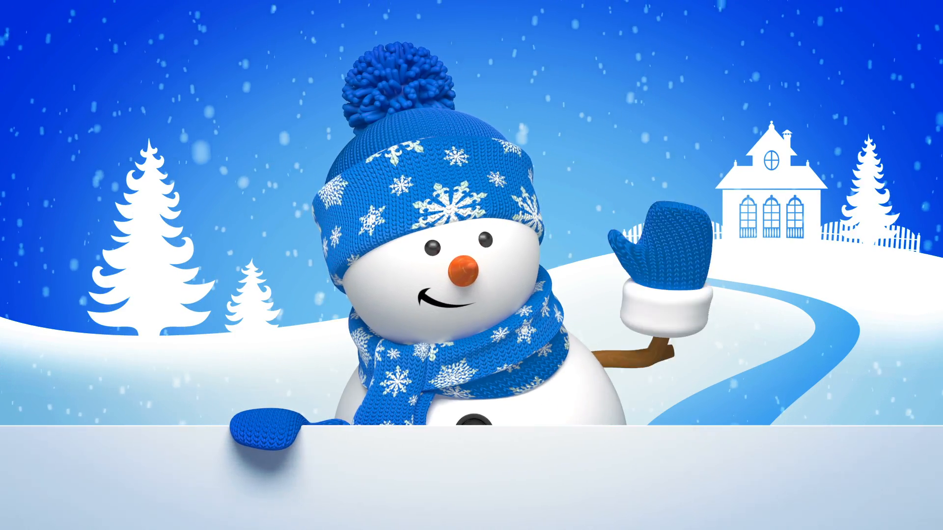 real snowman pictures