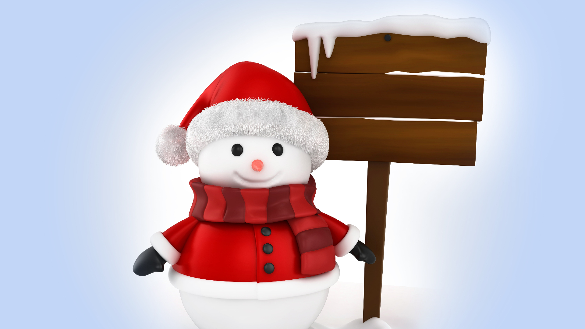snowman backgrounds free
