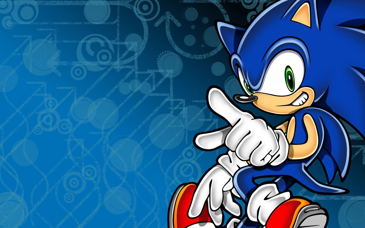 sonic background pictures