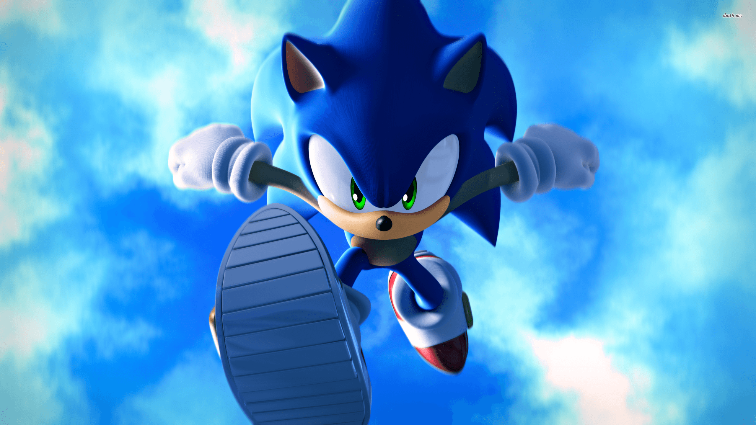 sonic background images