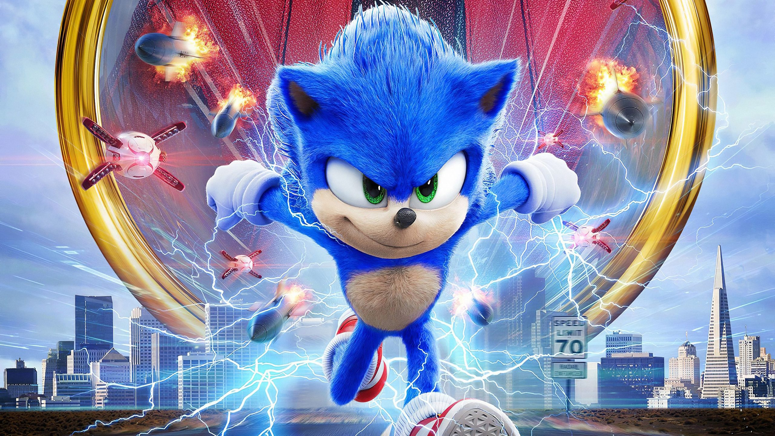 sonic the hedgehog desktop backgrounds