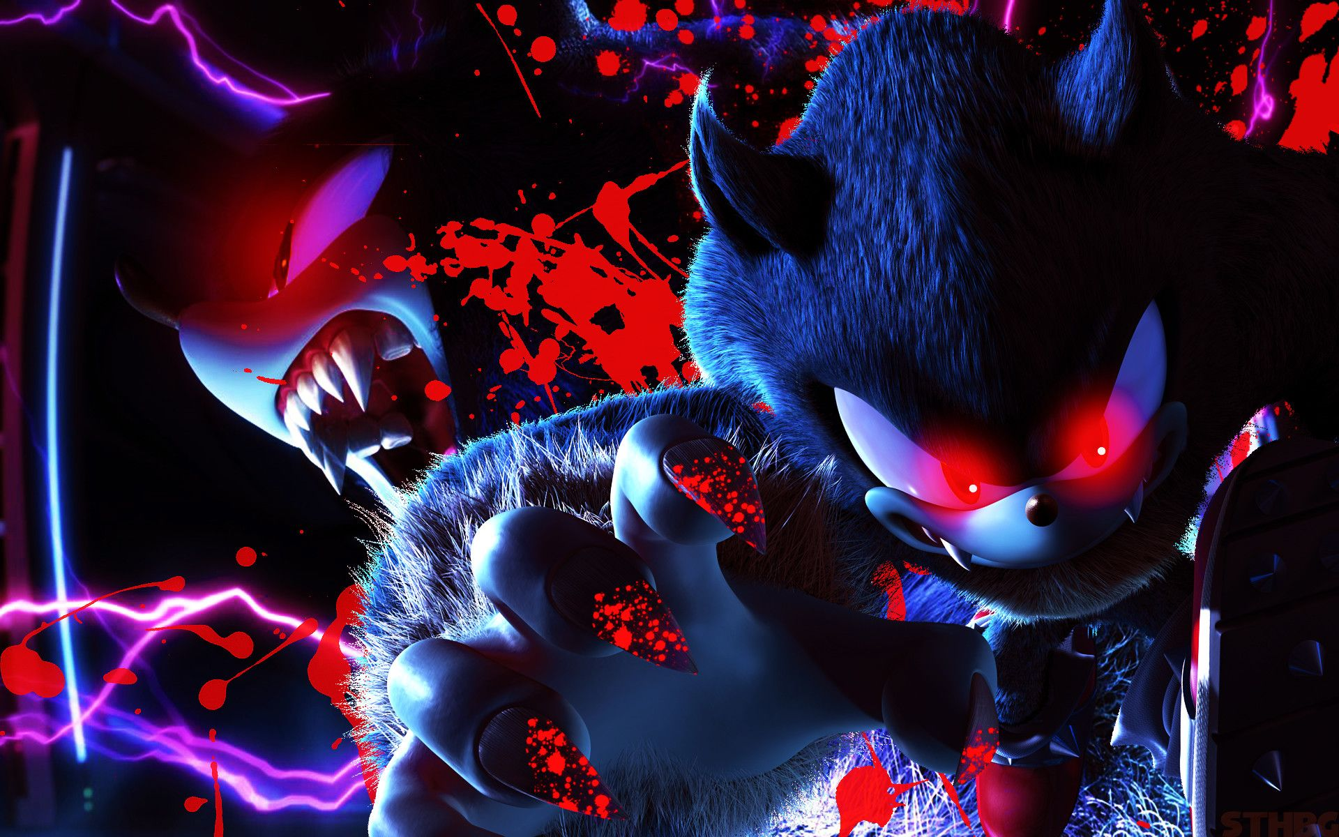 sonic pictures download