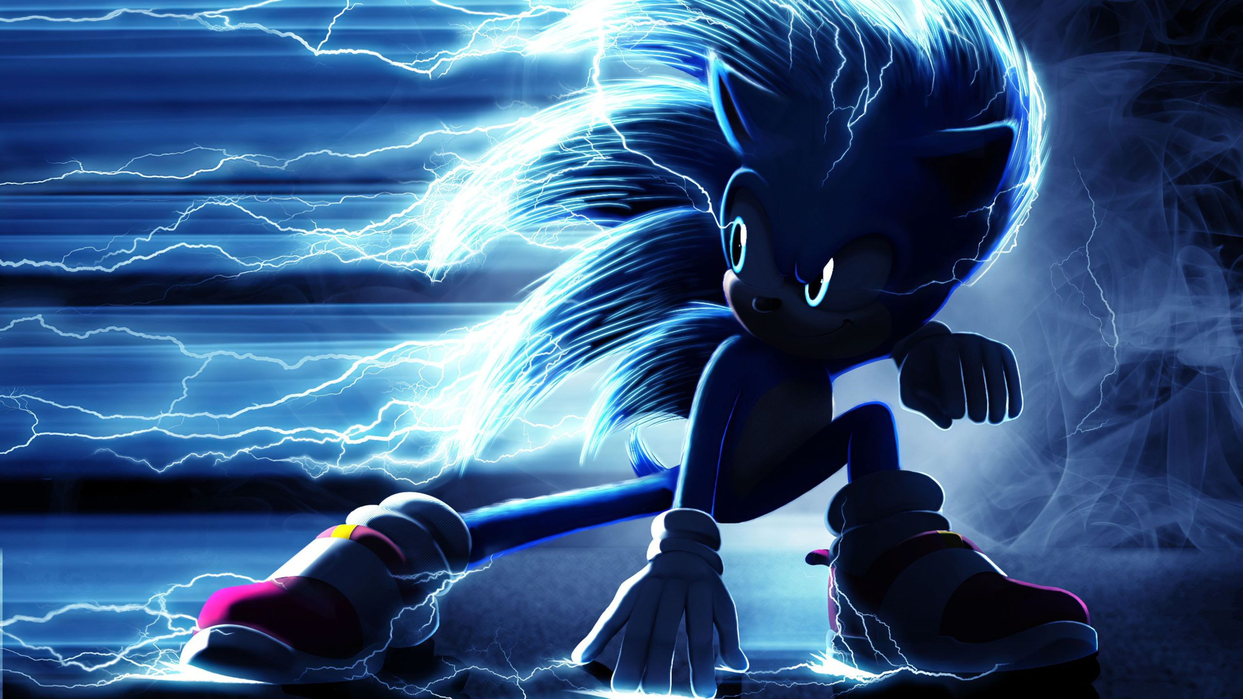 sonic screensaver pictures