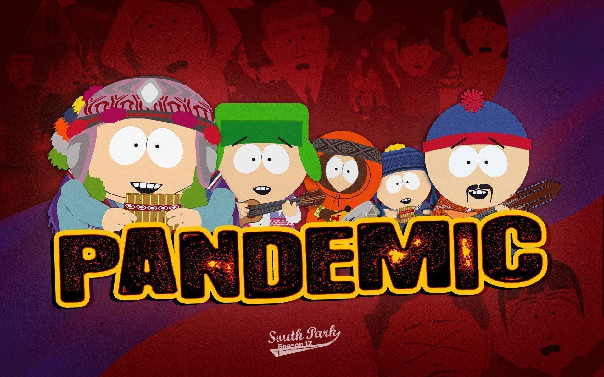 south park desktop wallpaper
