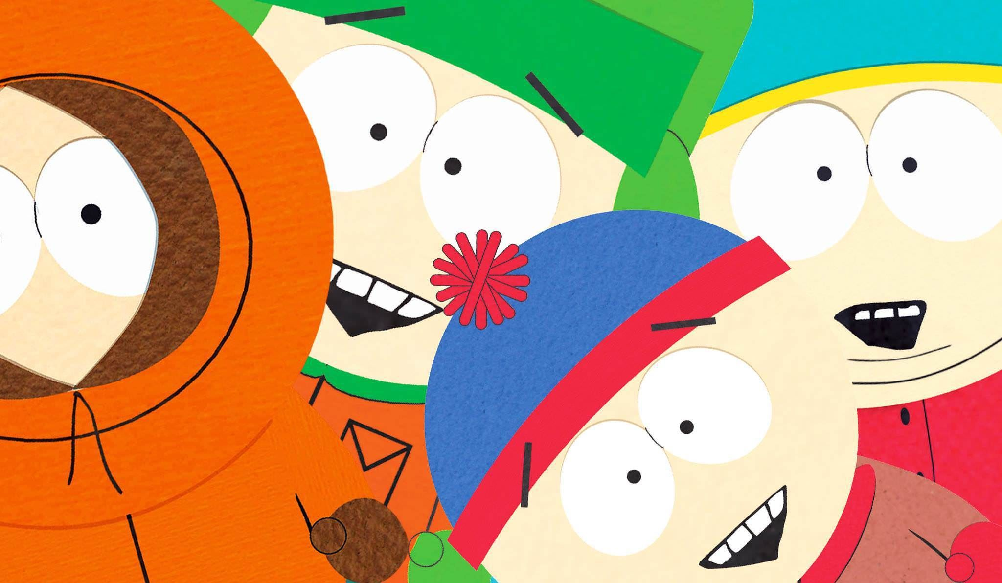 southpark super heroes