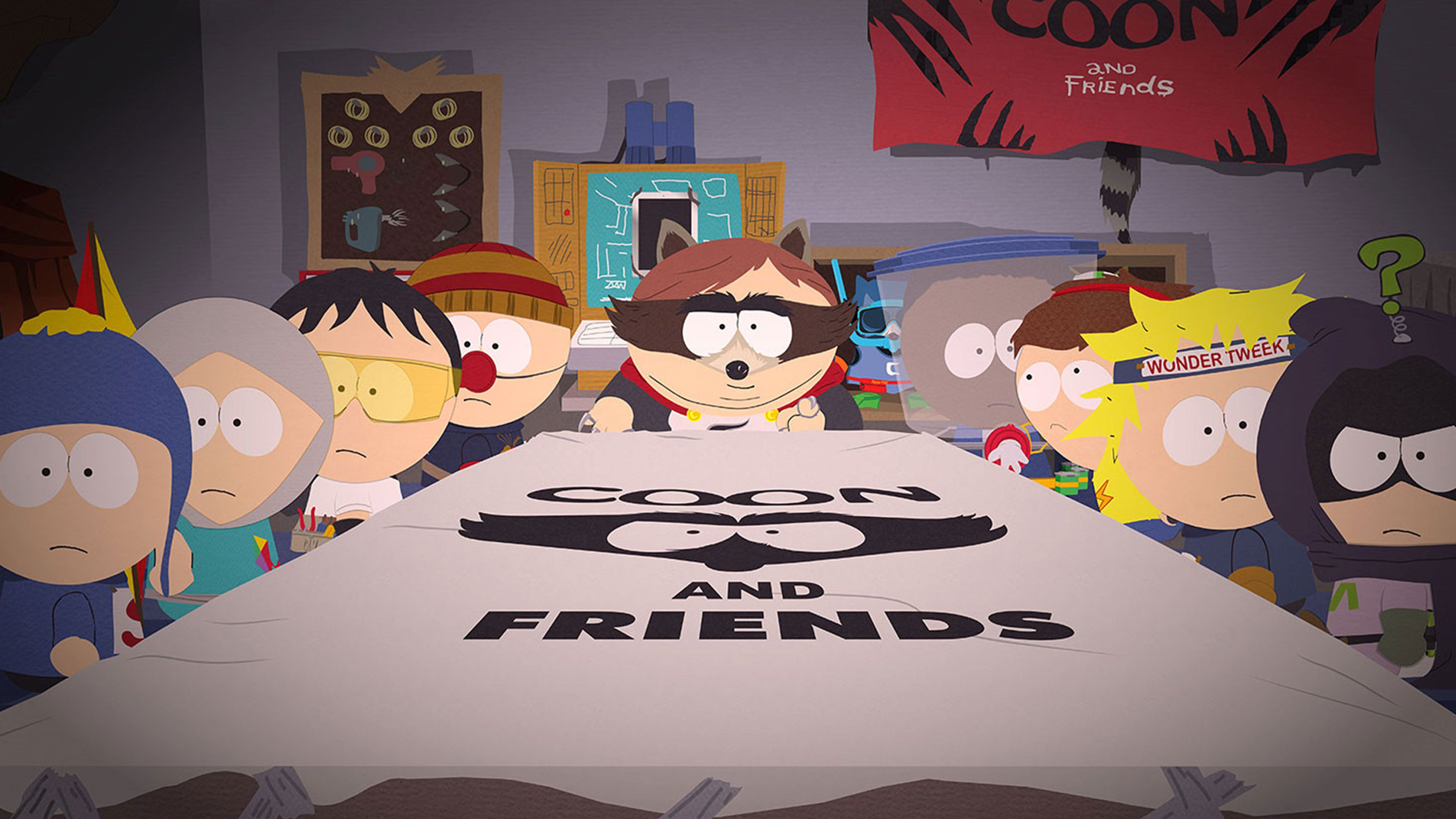 wallpaper south park