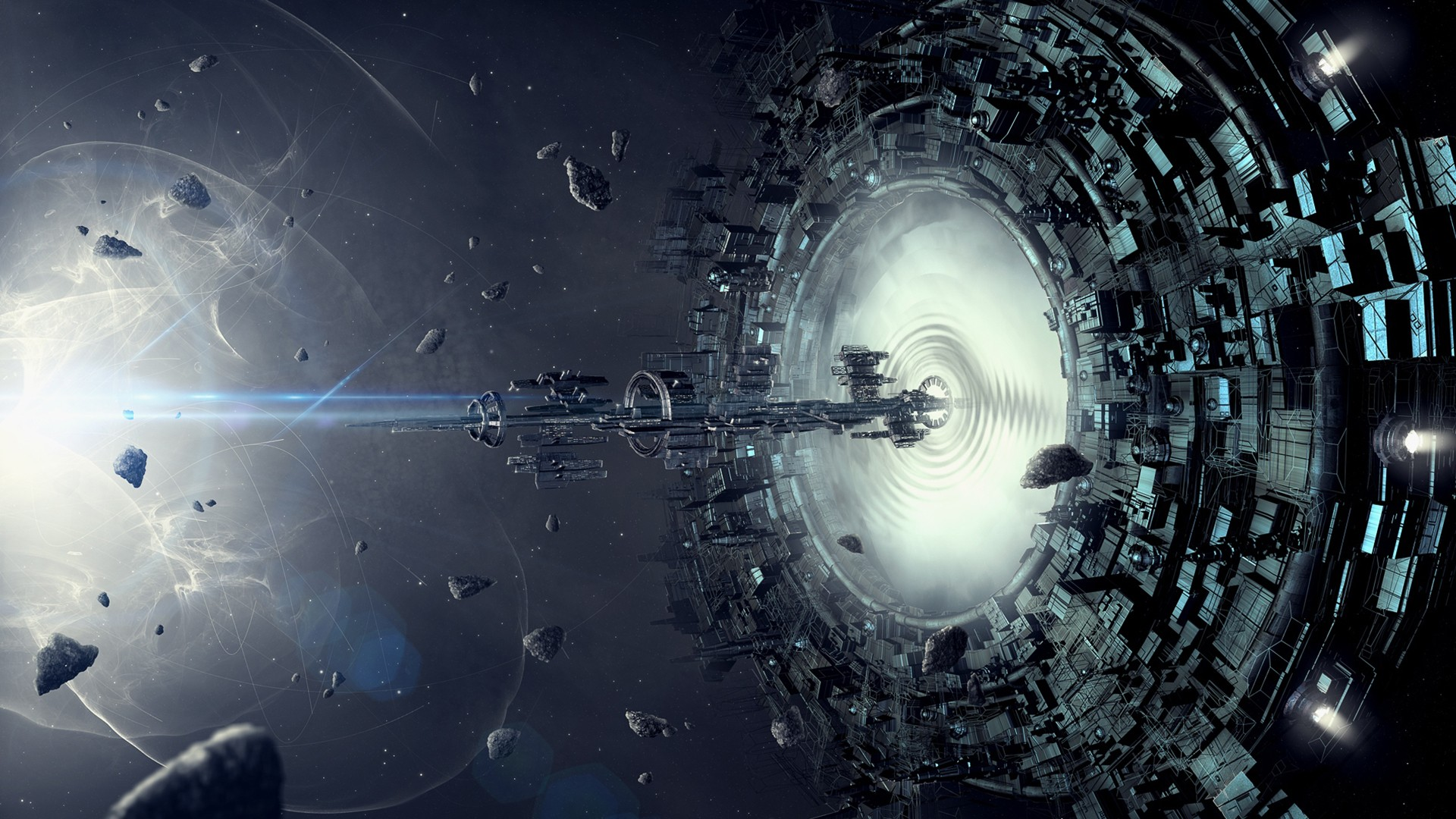 spaceship hd wallpapers 1080p