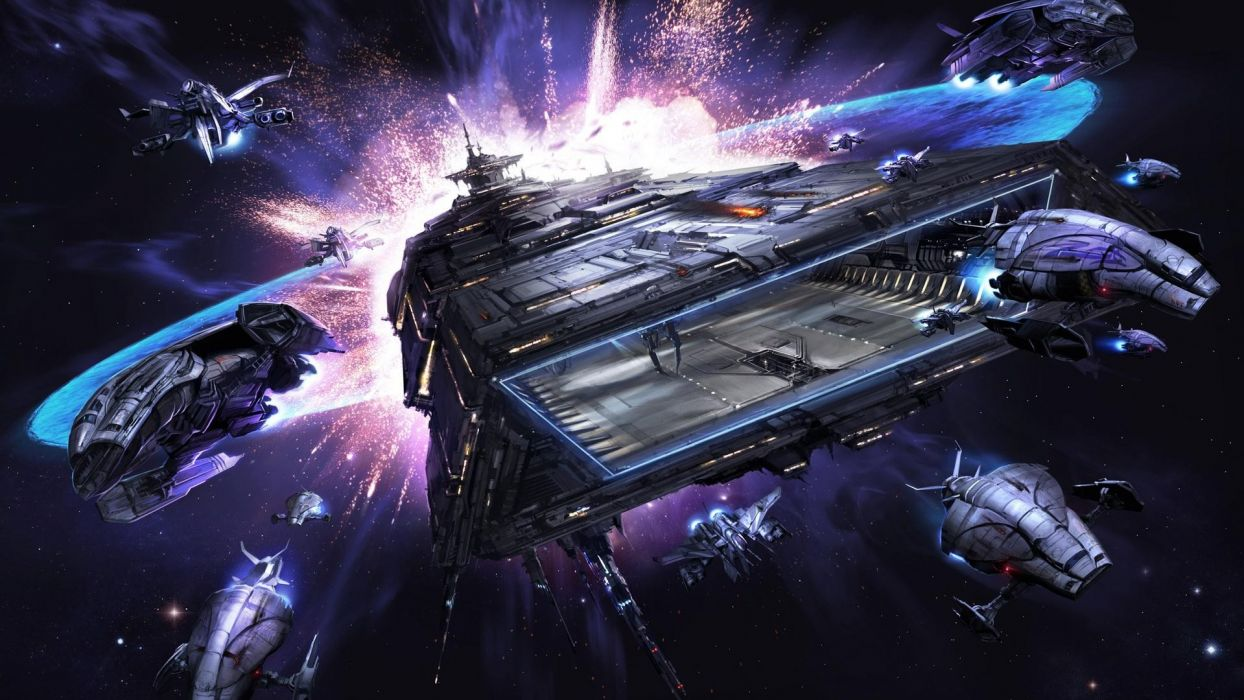 spaceships pictures