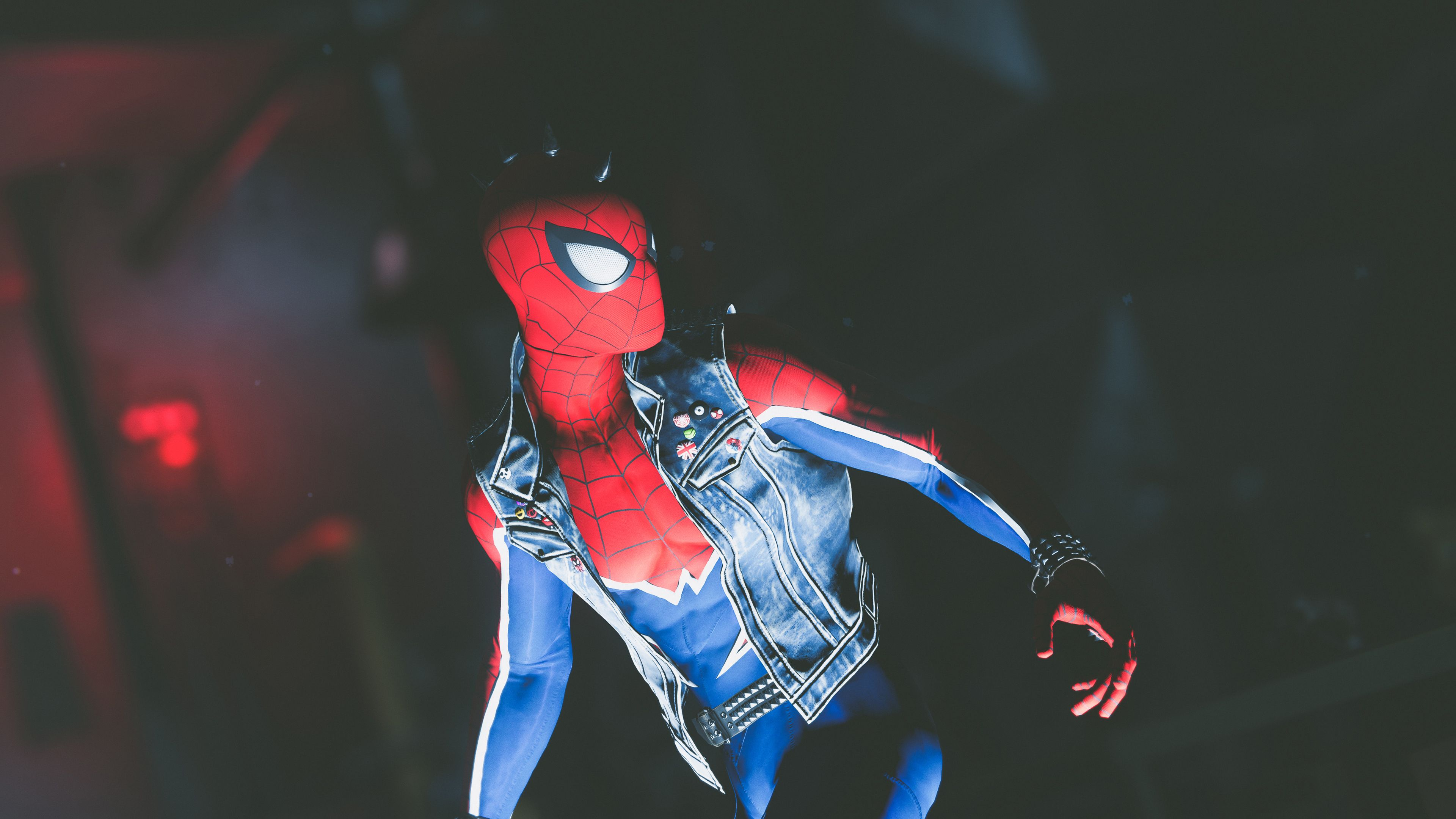 spider-man background
