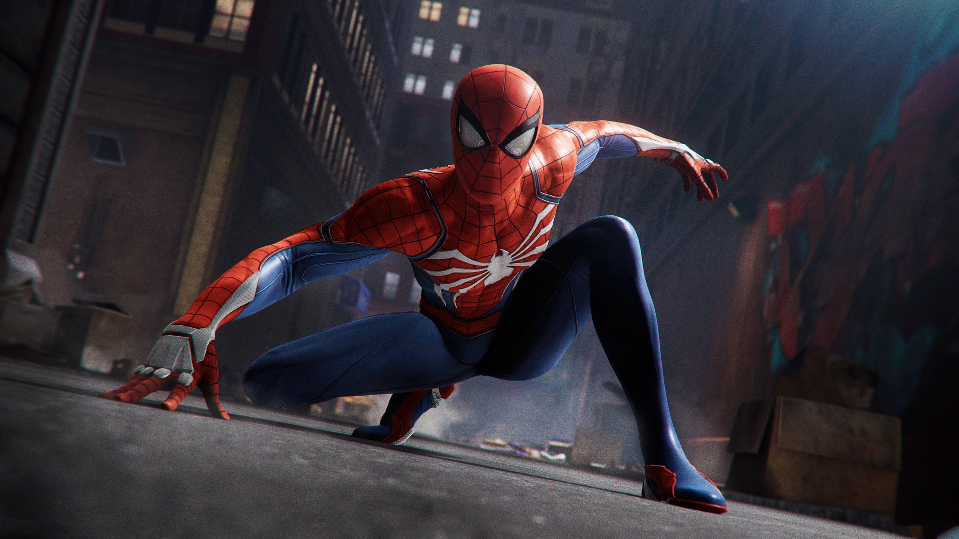 3d spider man wallpaper
