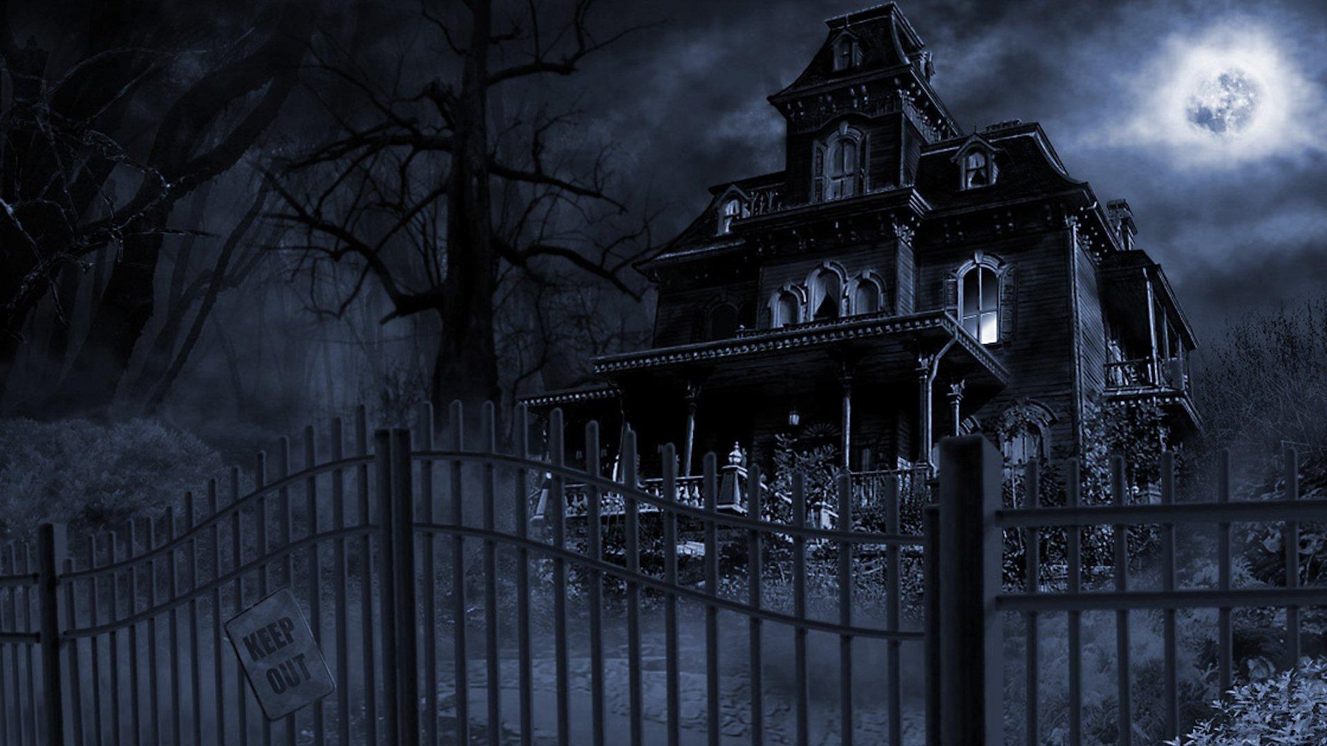 Spooky Wallpaper 4k