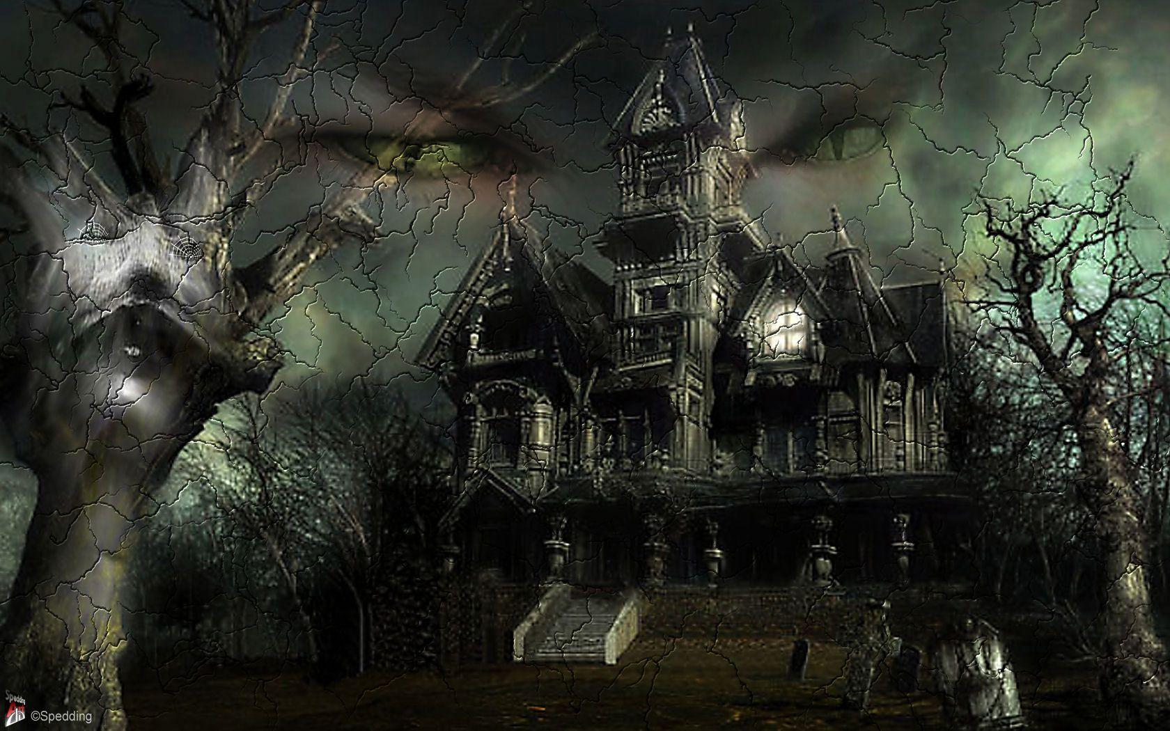 spooky profile picture