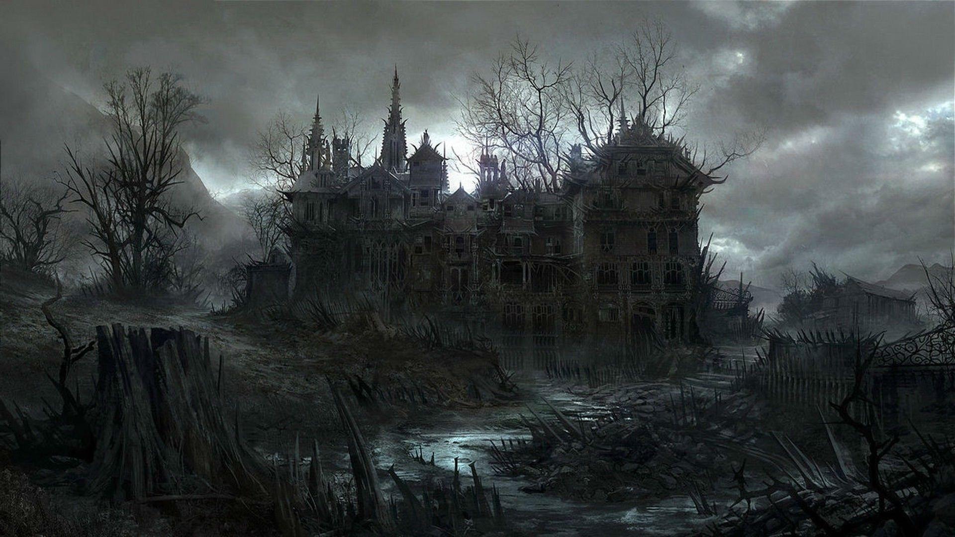 halloween spooky pictures