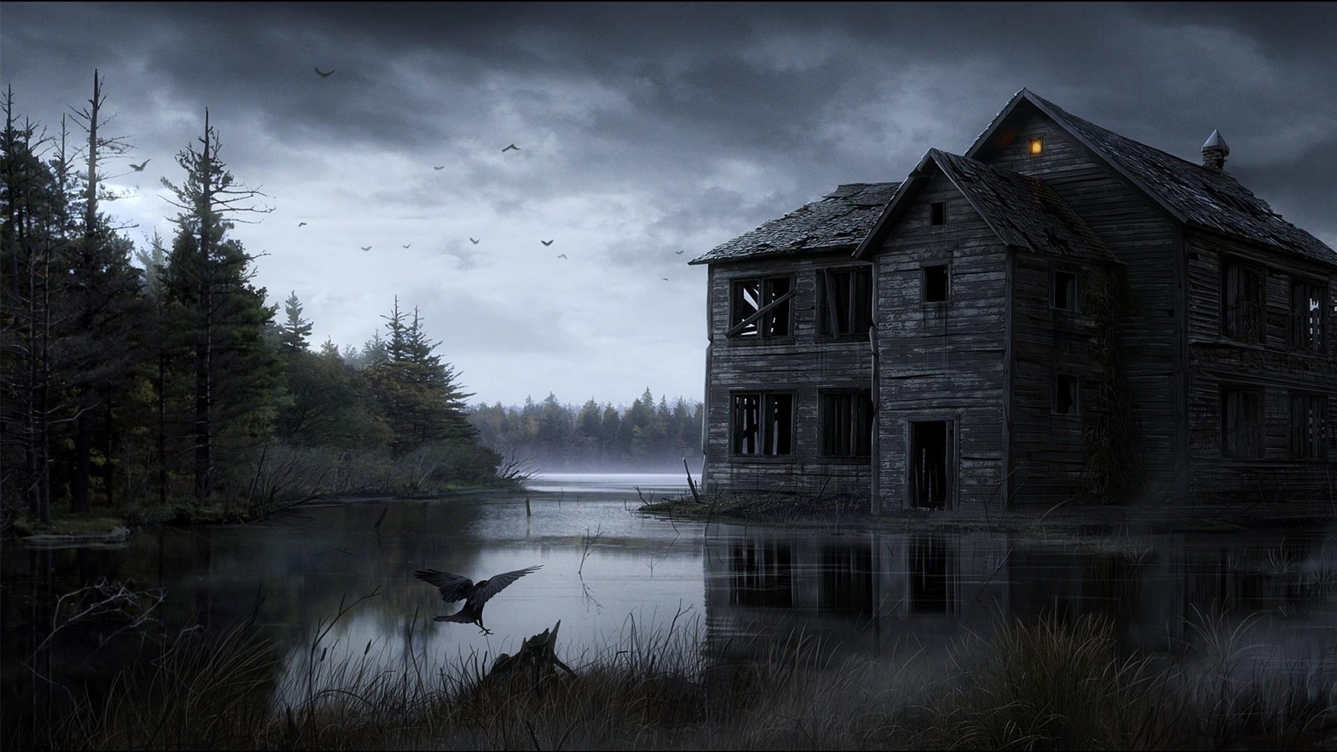 creepy halloween picture