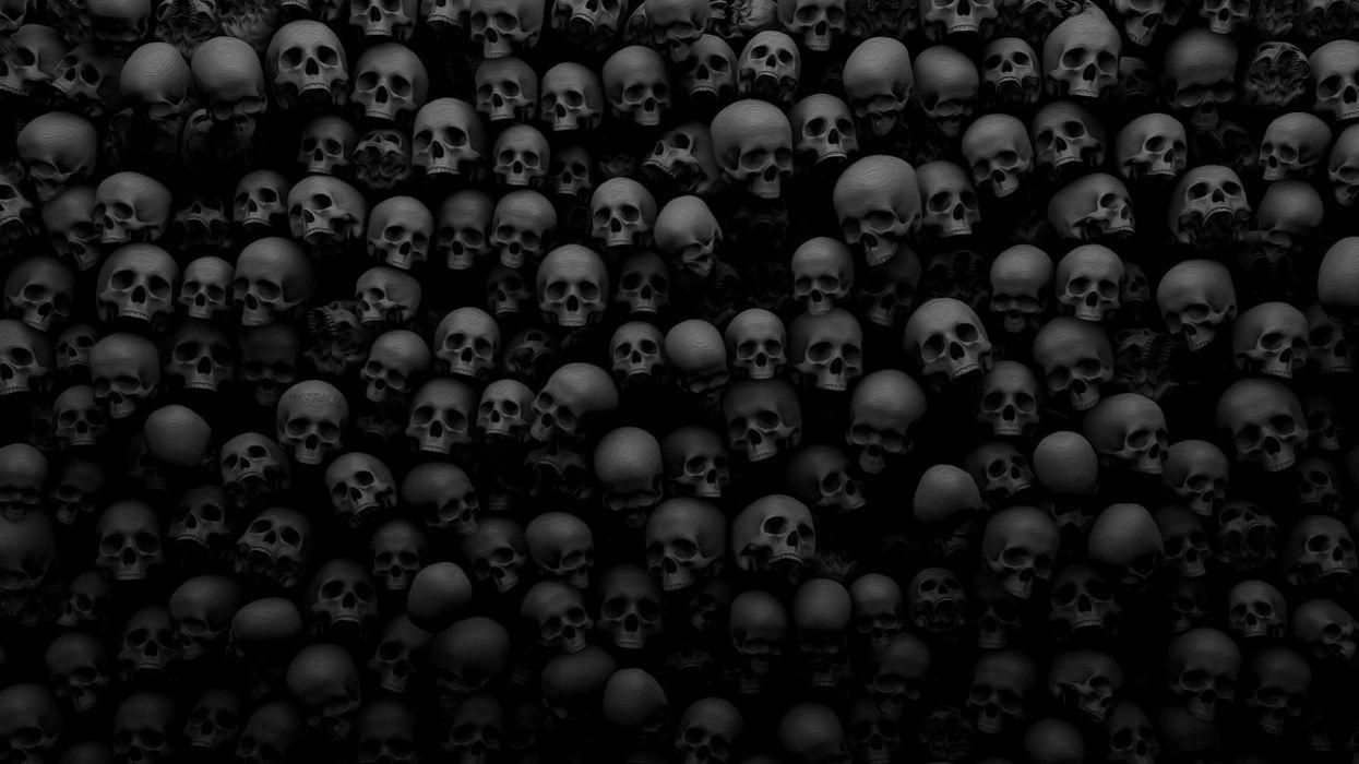 scary halloween photos free