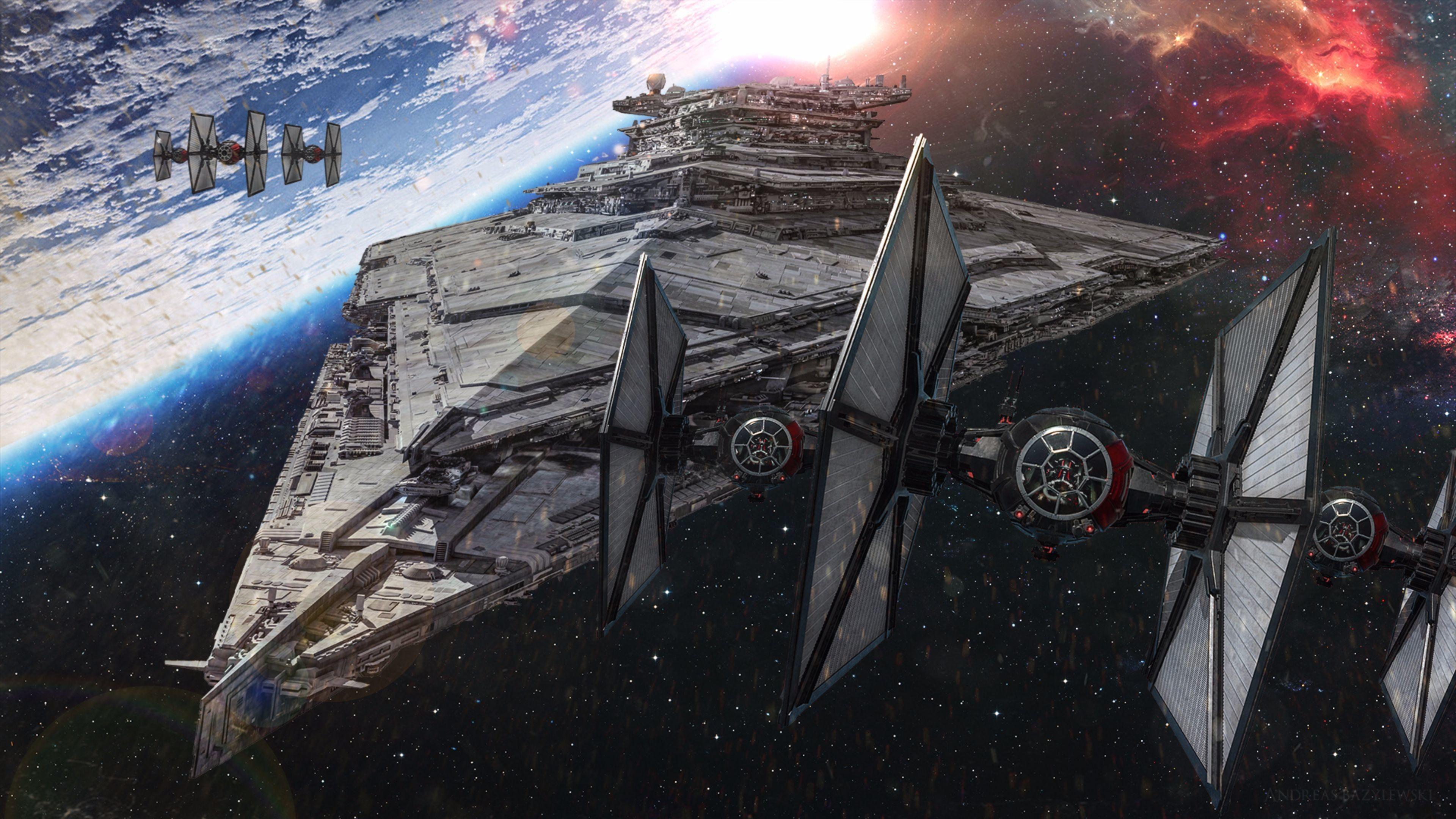 Star Wars 4K Wallpaper 23 3840 x 2160