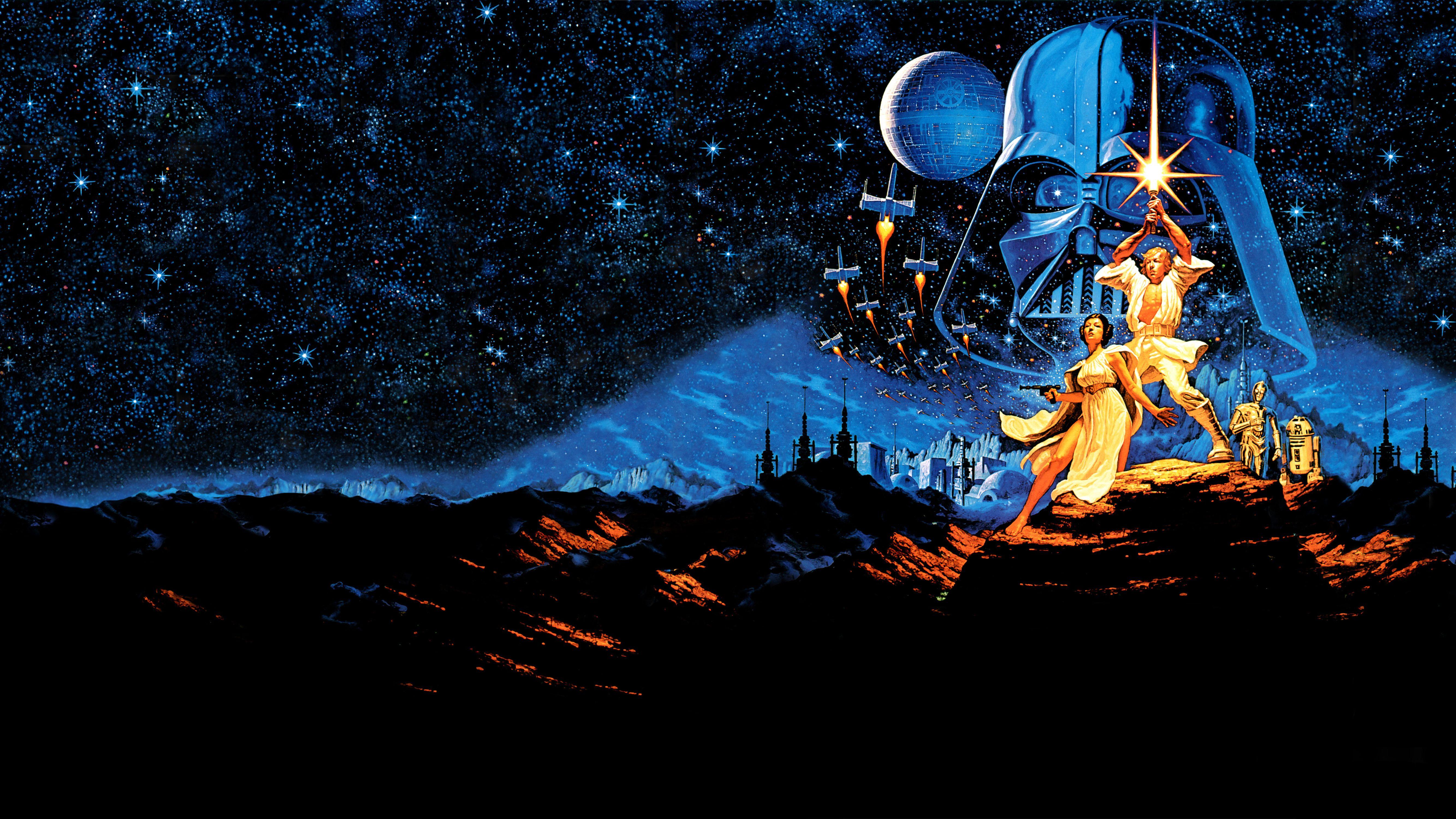 Star Wars 4k Wallpapers Trumpwallpapers