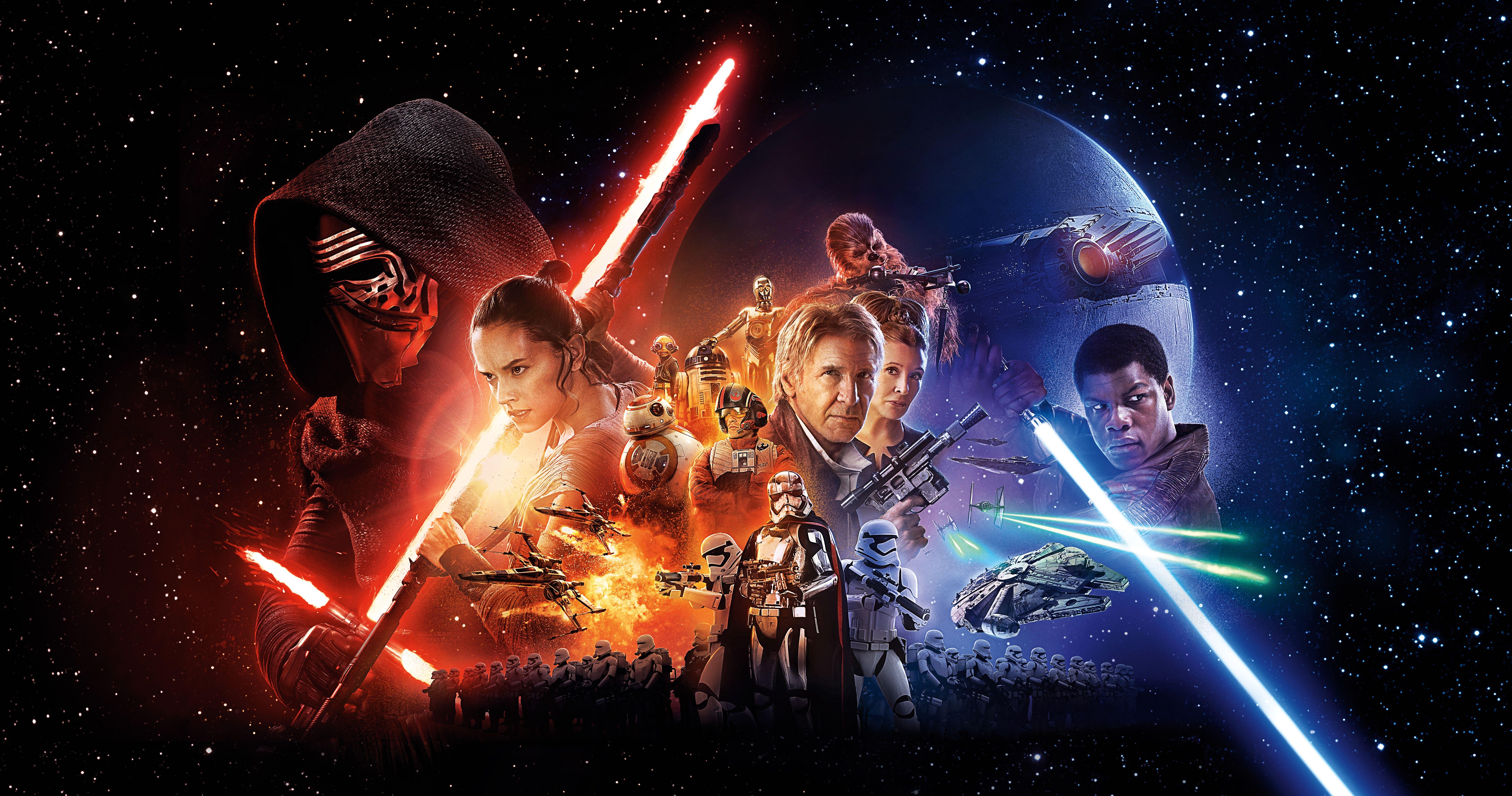 3840x1080 wallpaper star wars