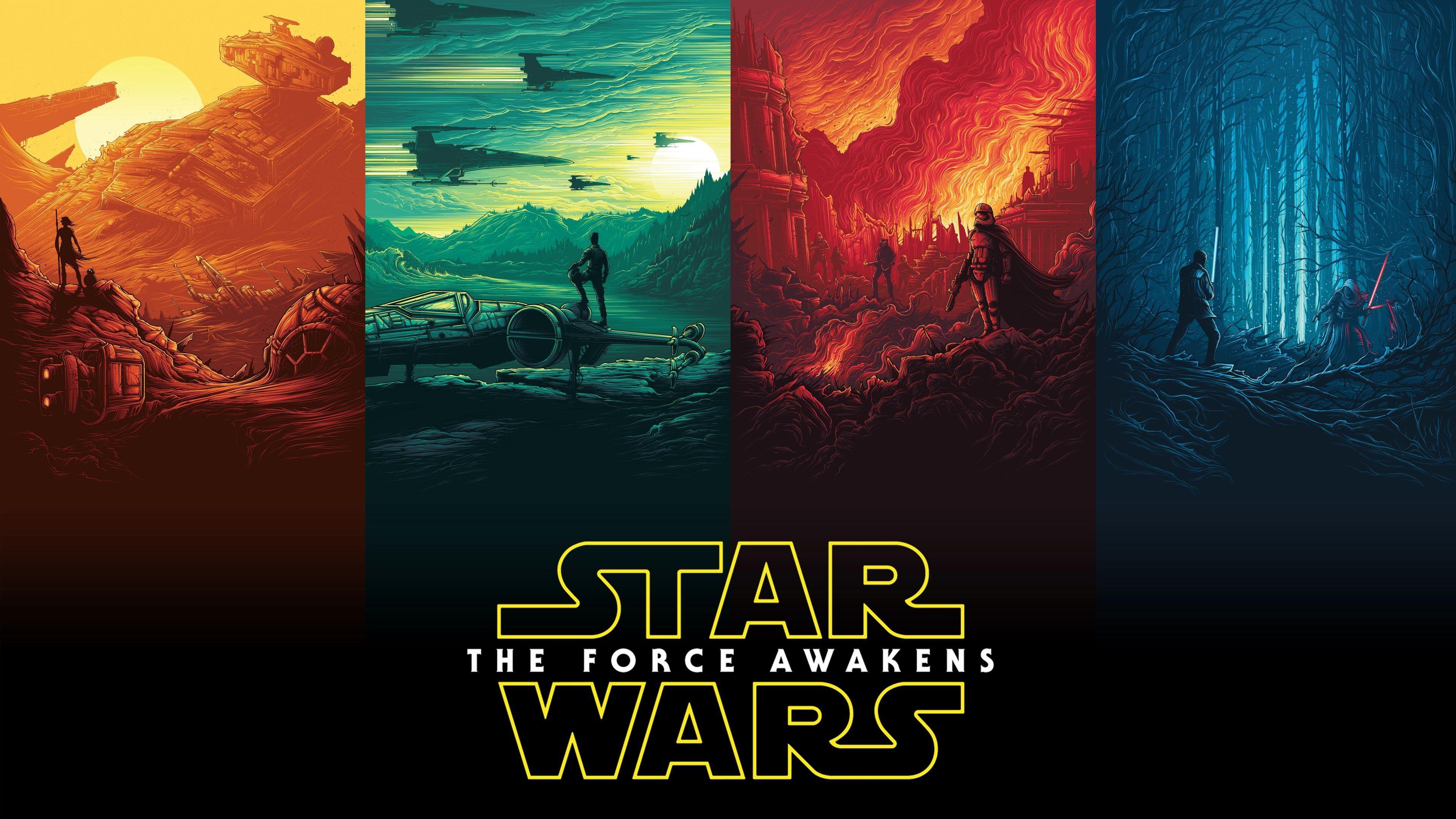 Star Wars 4K Wallpaper 40 3840 x 2160