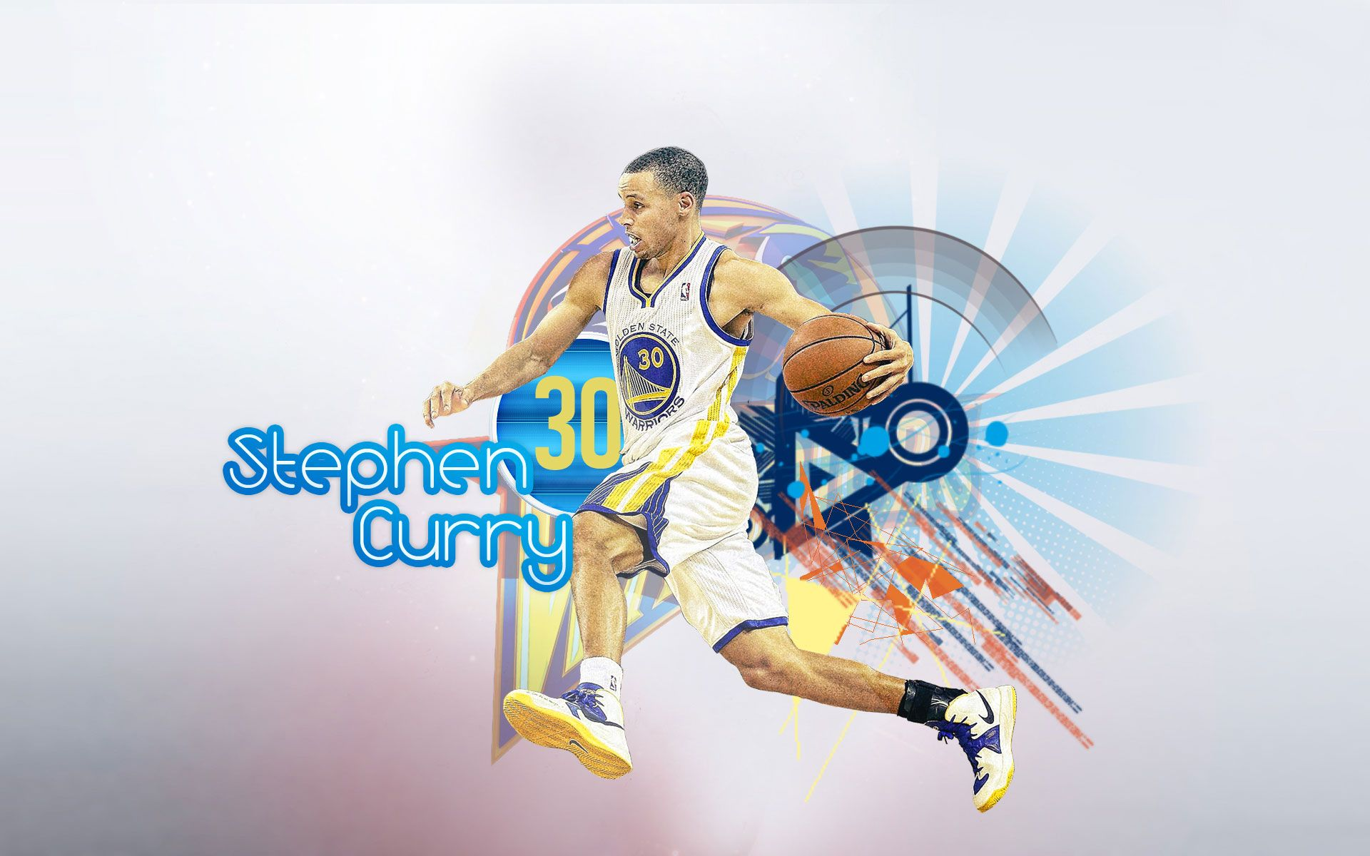 pictures of stephen curry dunking