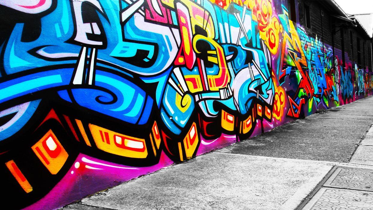 street art wallpaper 4k