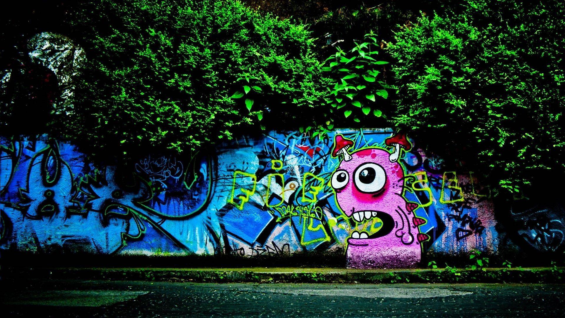 street wall arts photos