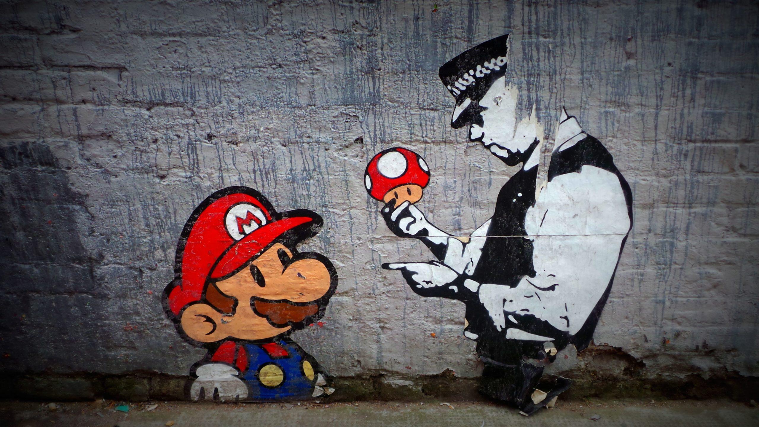 street art painting wallpapers