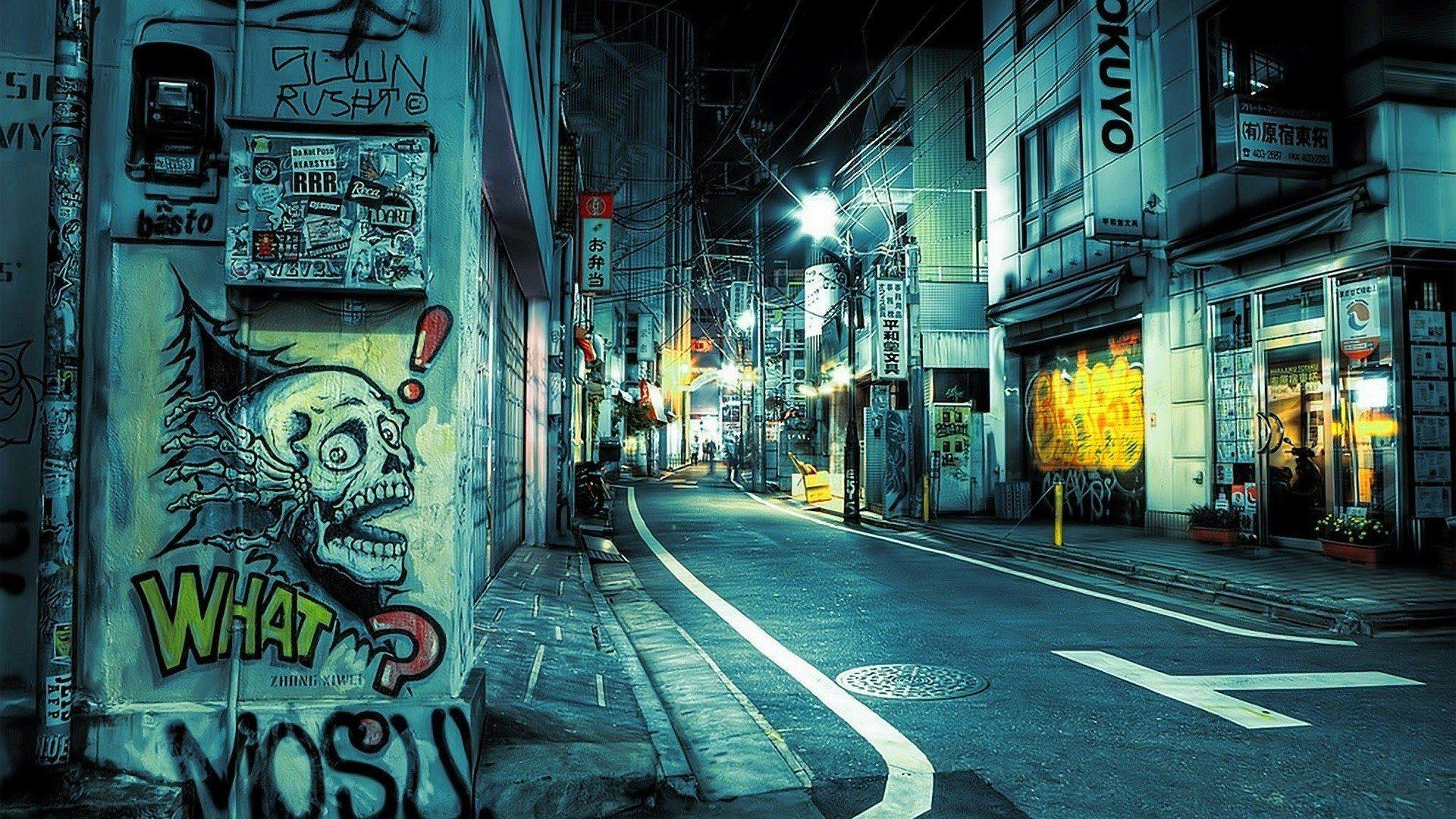 wallpaper street art free hd