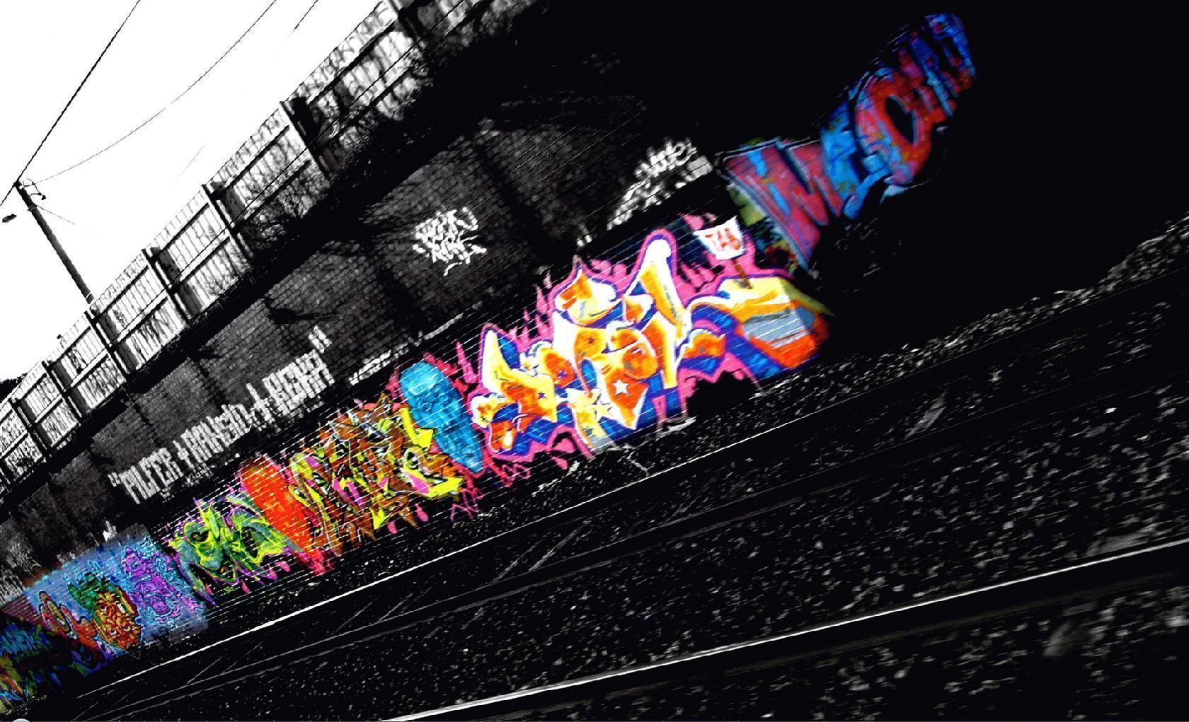 street painting art wallpapers