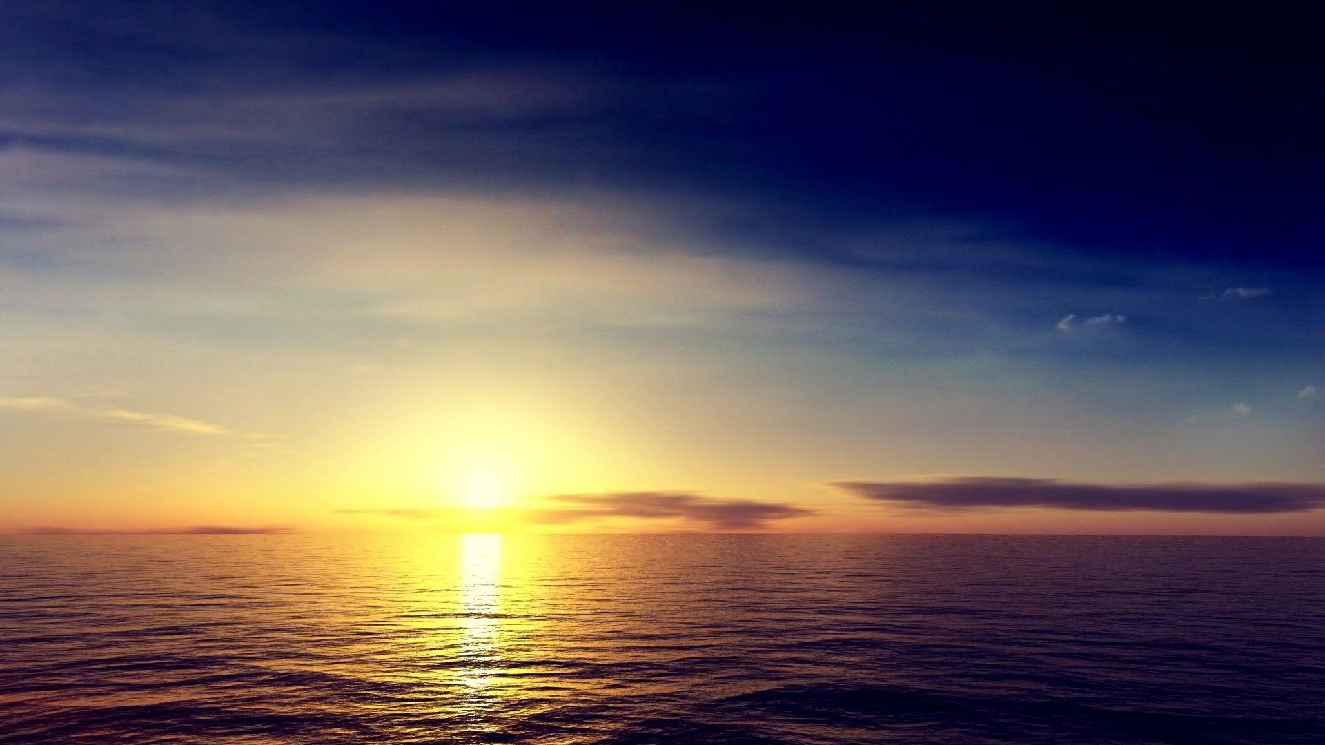 image of sunrise and sunset