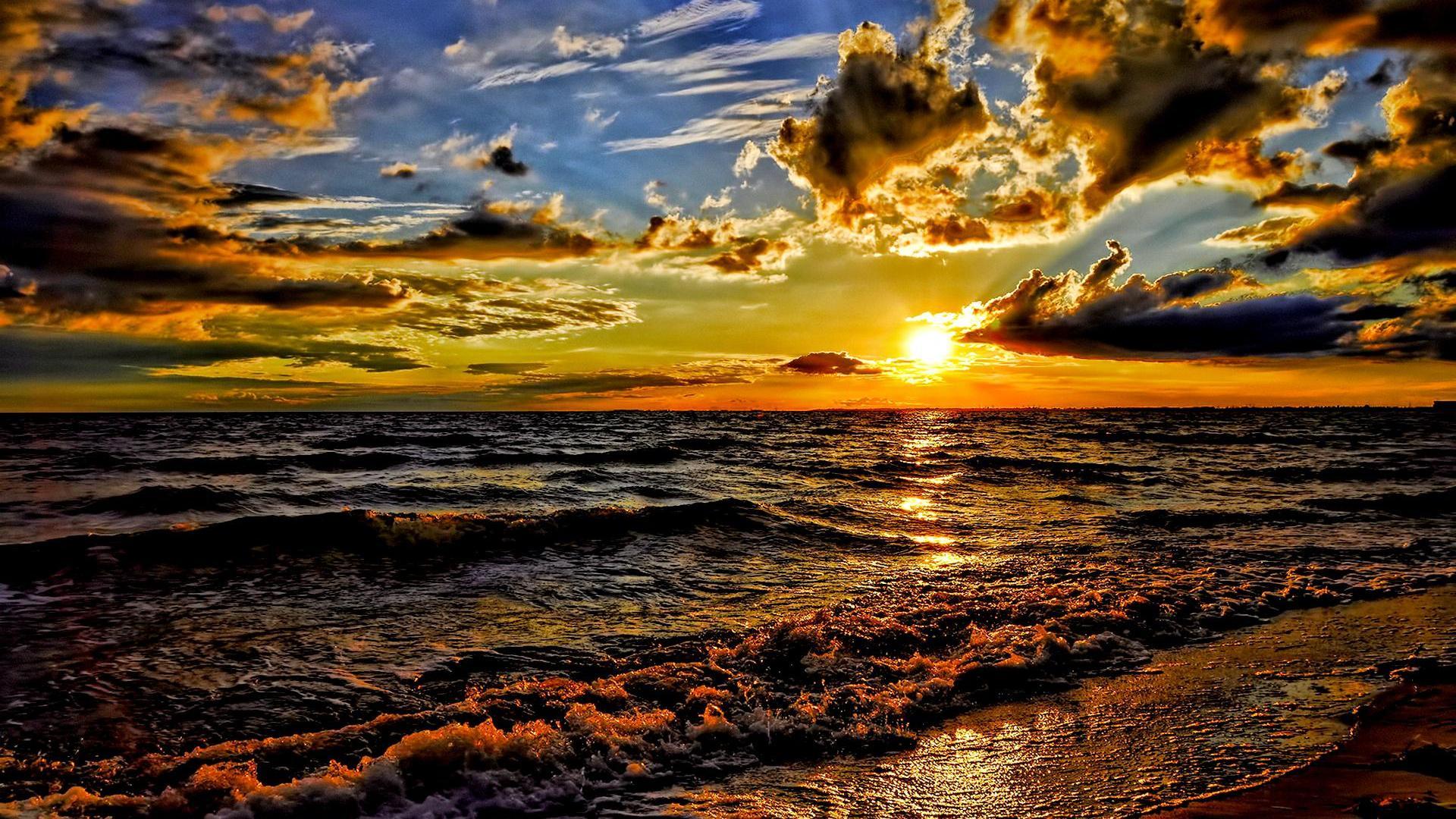 pictures of sunrises
