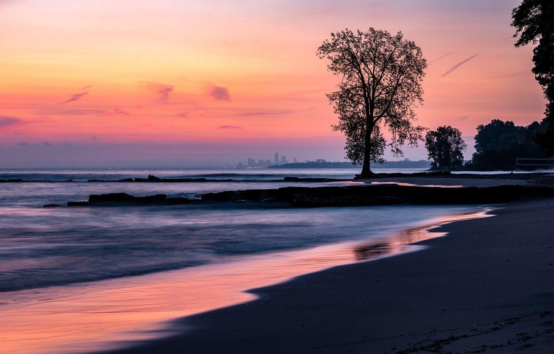 sunset wallpaper free