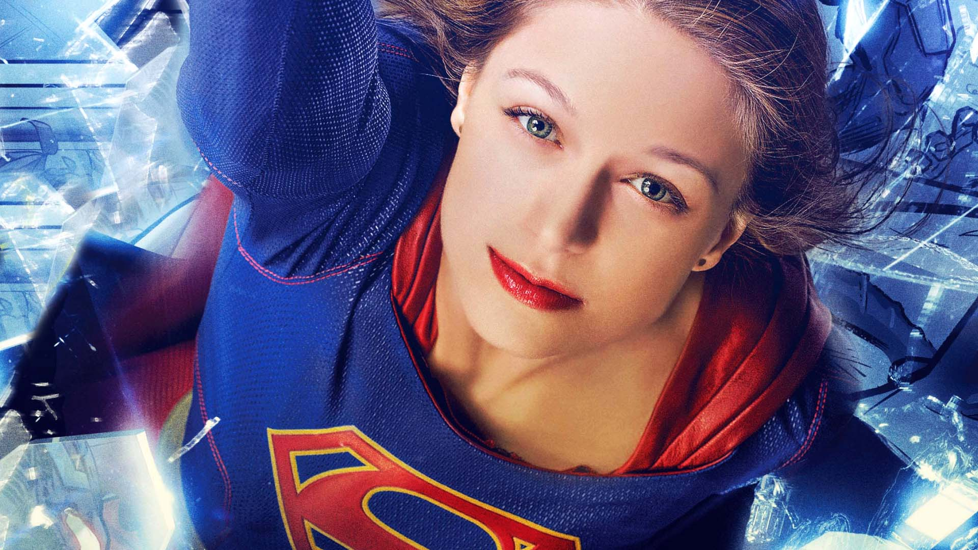 supergirl desktop wallpaper
