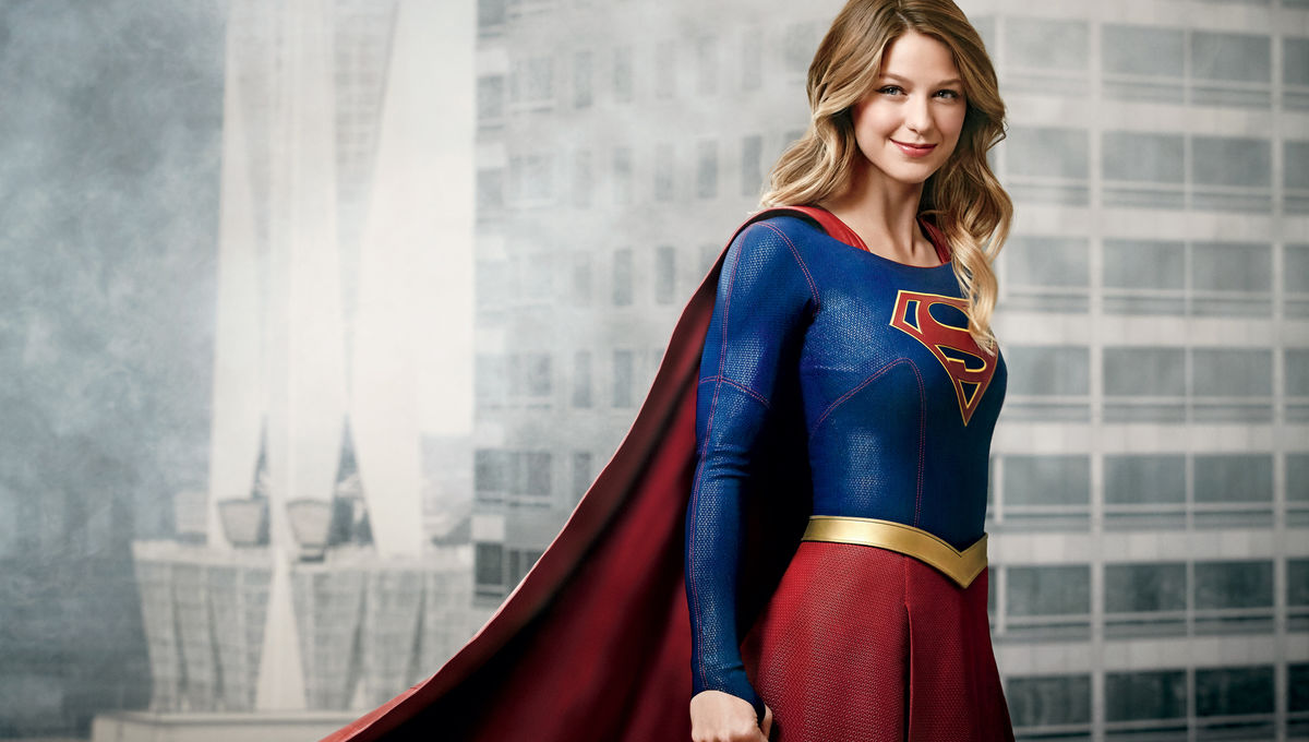 supergirl cw wallpaper