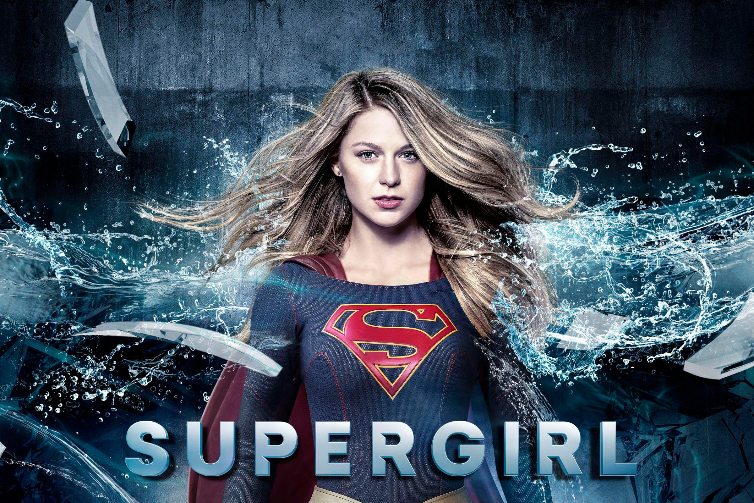 supergirl wallpaper hd