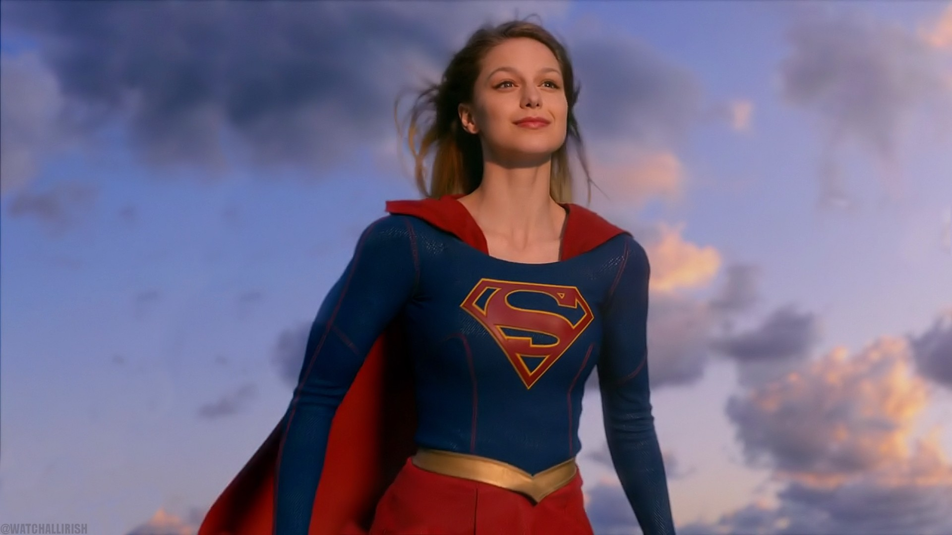 wallpaper supergirl