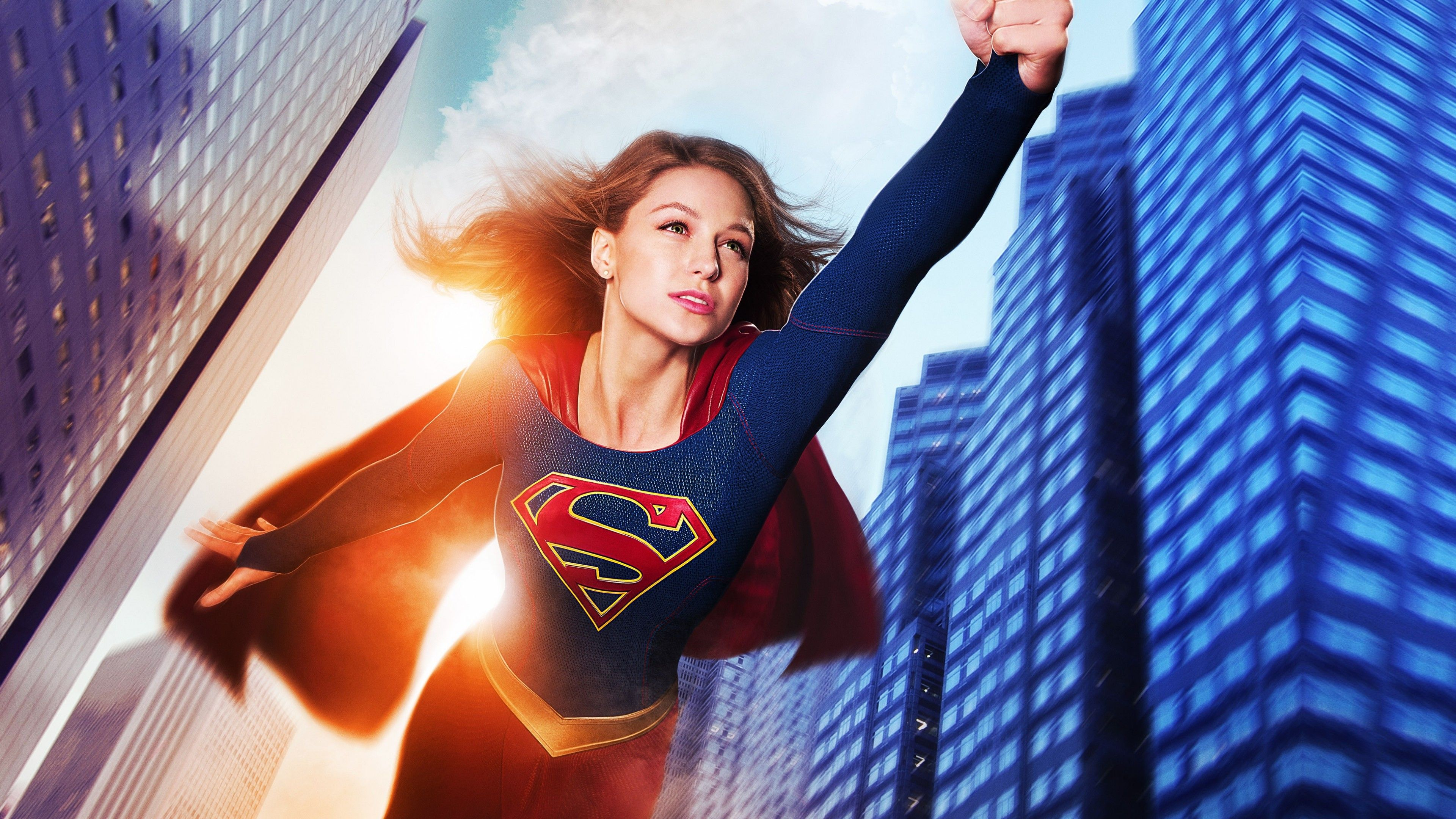 super girl wallpaper