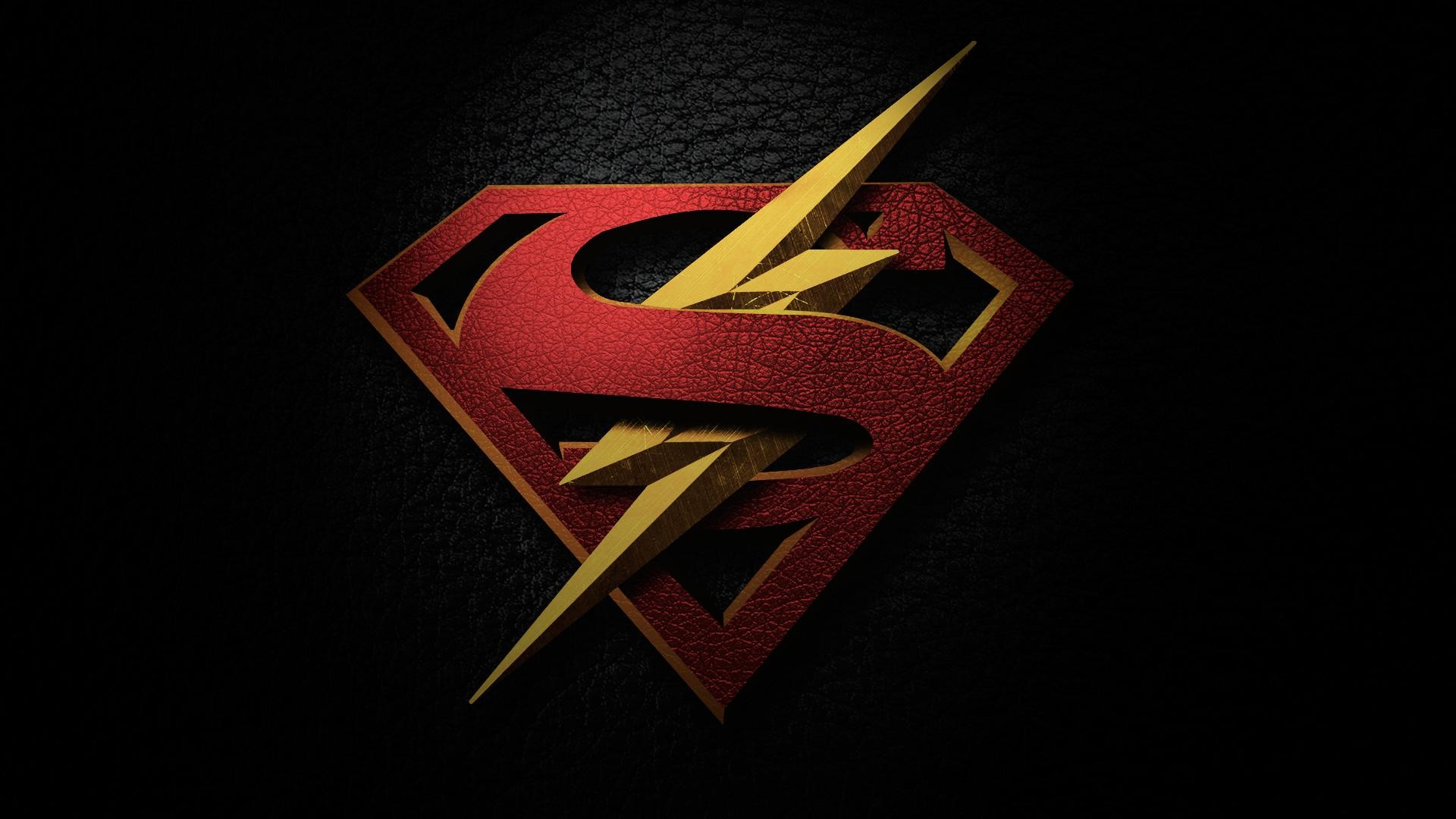 supergirl logo wallpaper