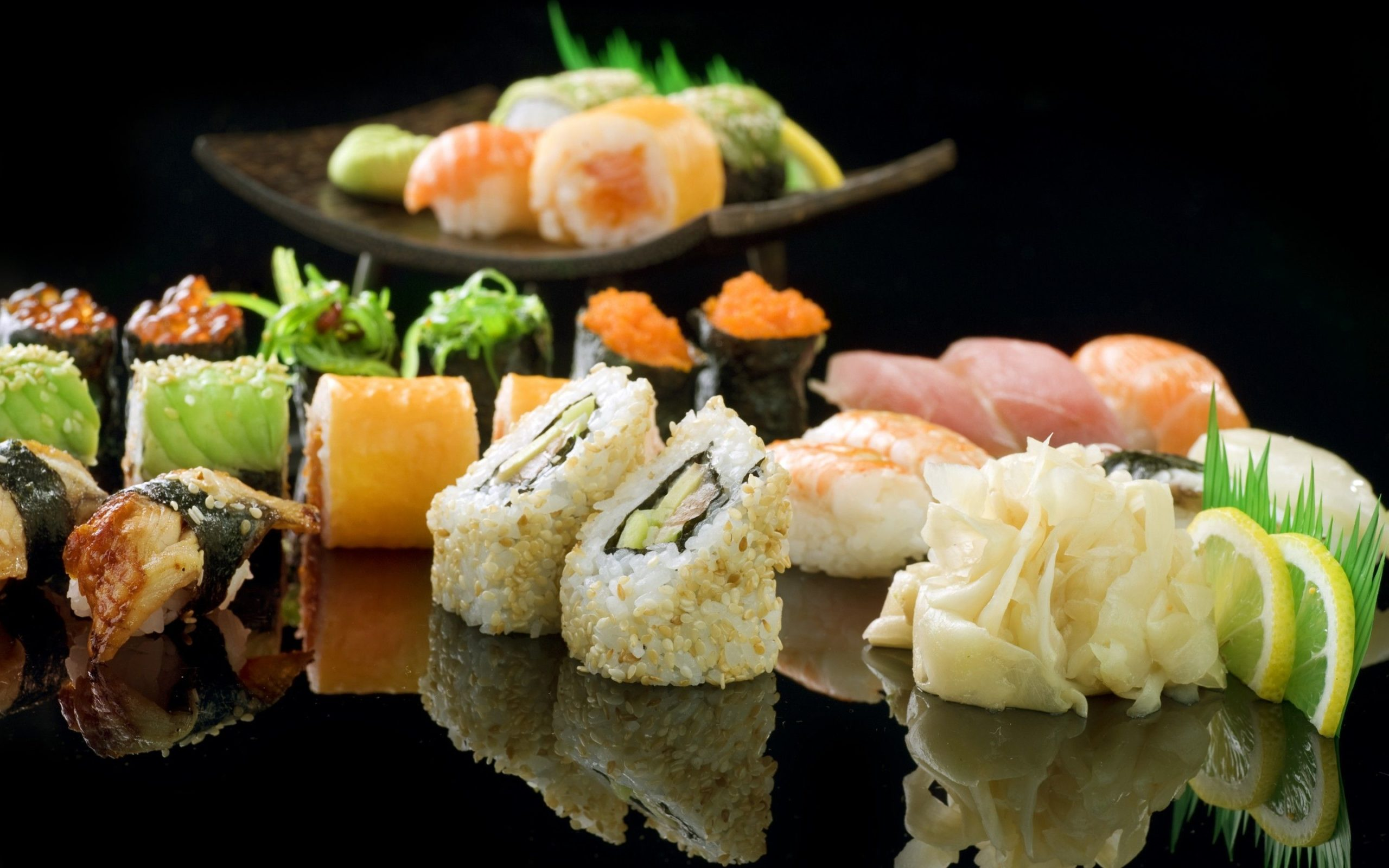 pictures of sushi in hd