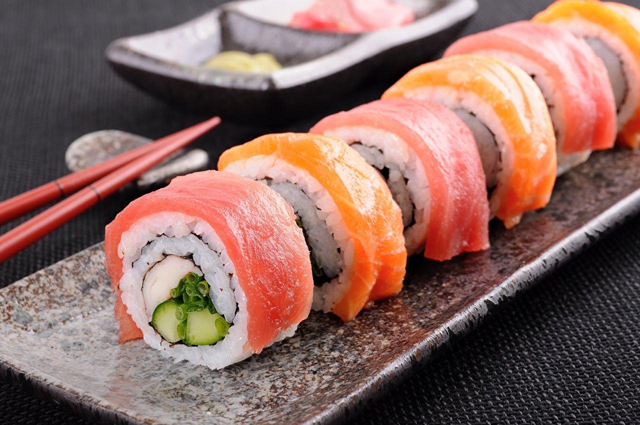 sushi image 4k