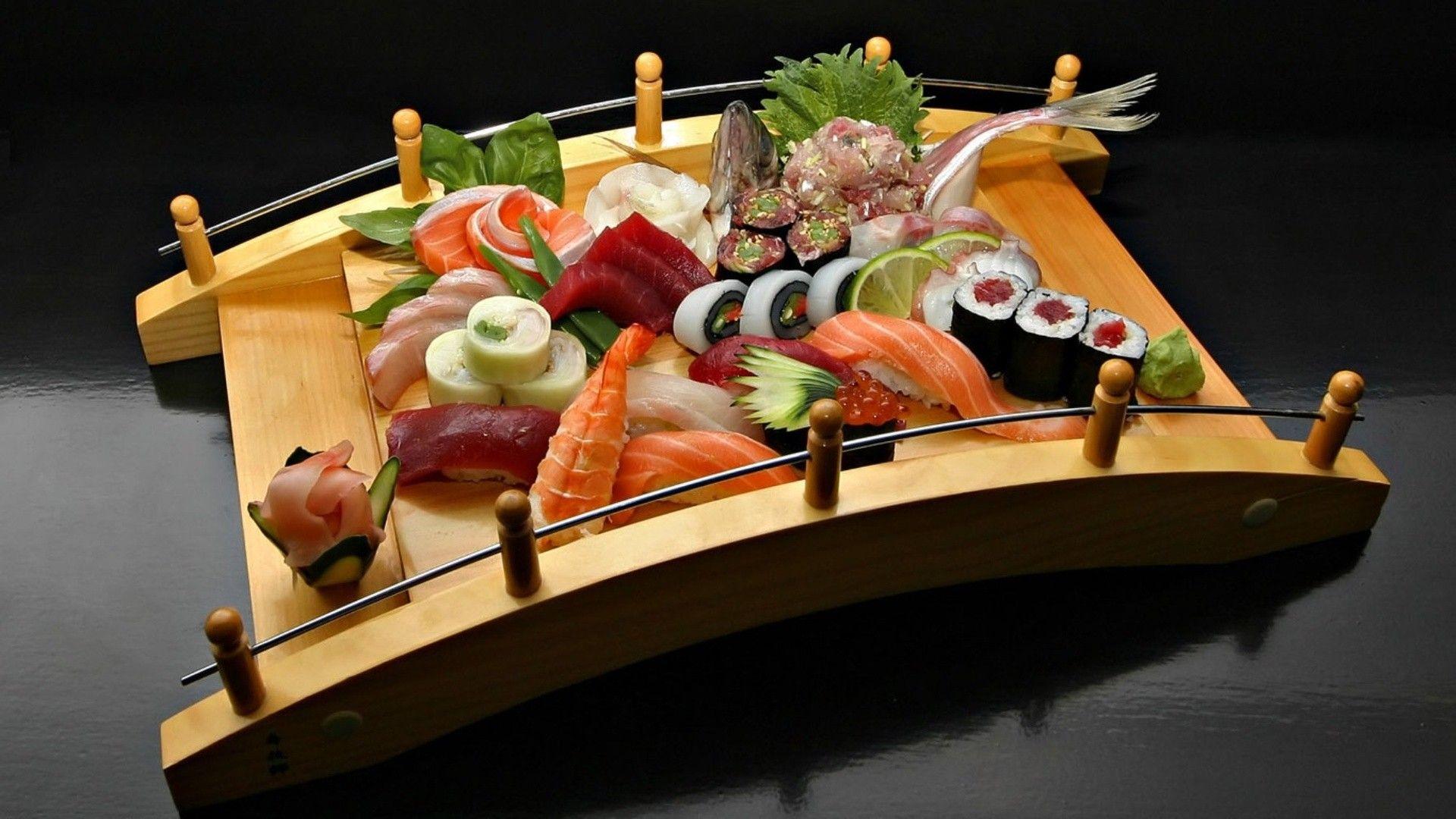 sushi images free