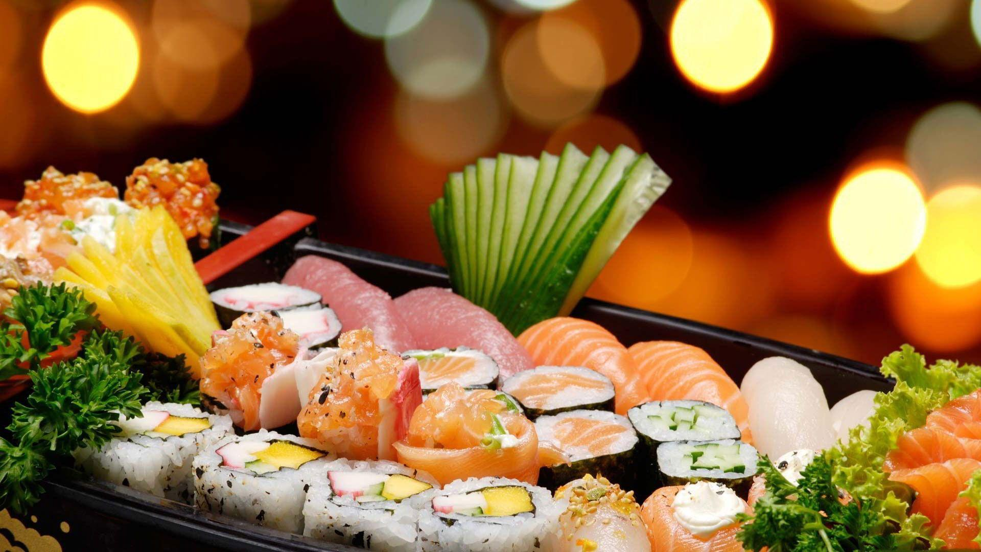 sushi stock wallpapers