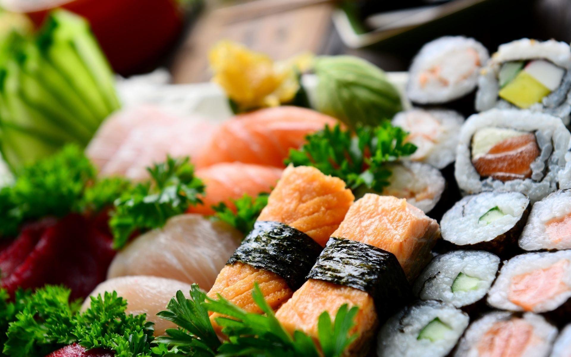 sushi food image