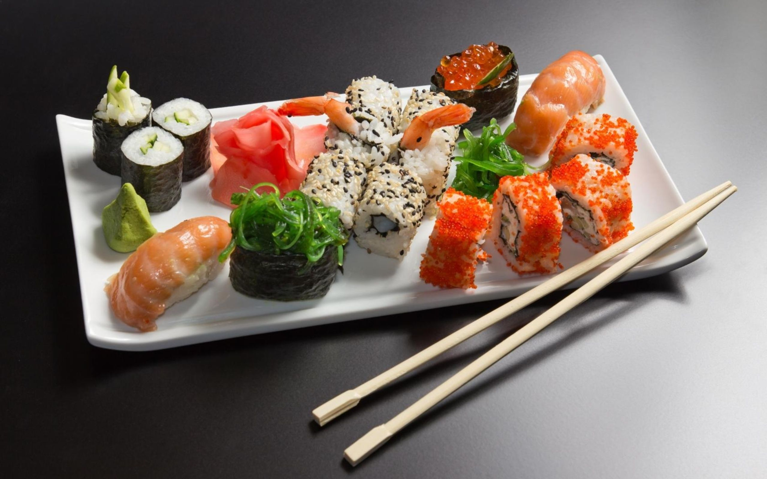 sushi food wallpapers hd