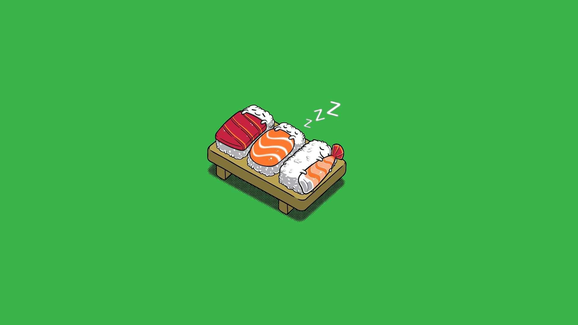 pics of sushi rolls