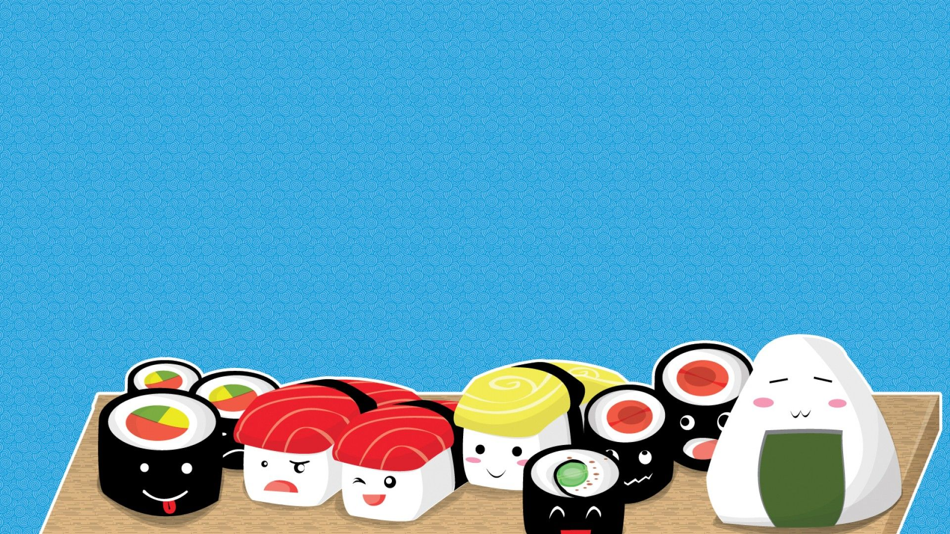 sushi names with pictures