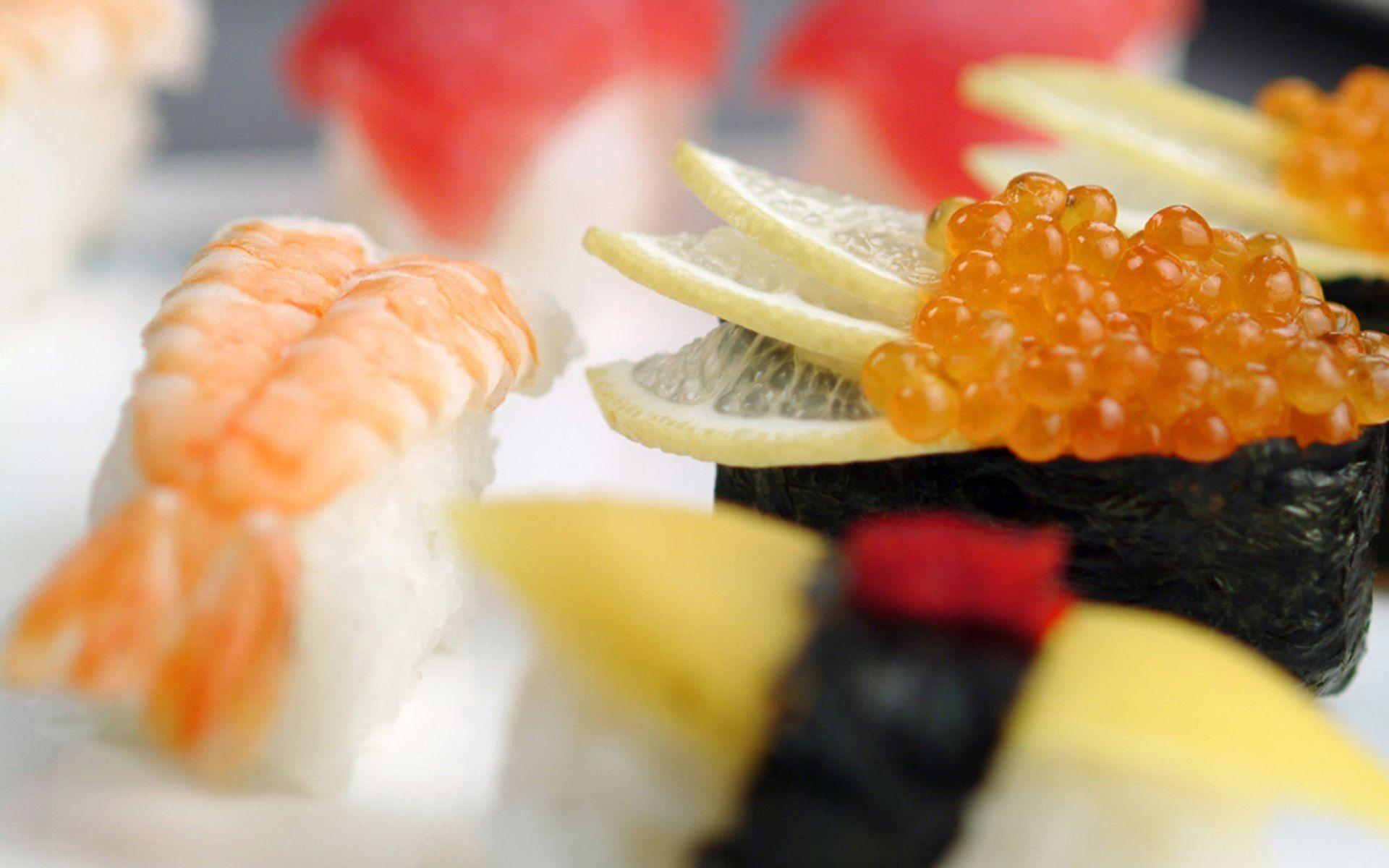 human sushi platter