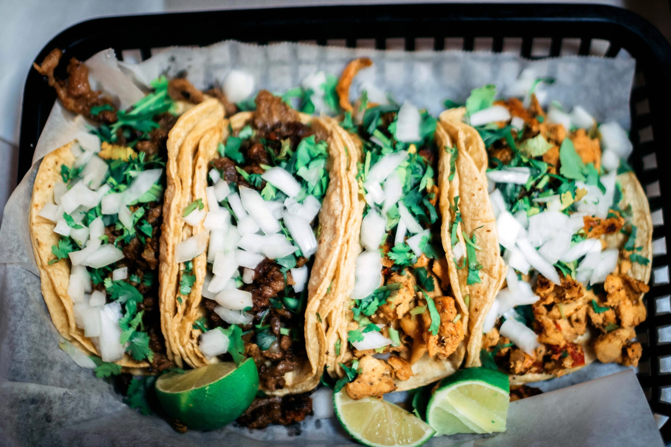 pictures of breakfast tacos
