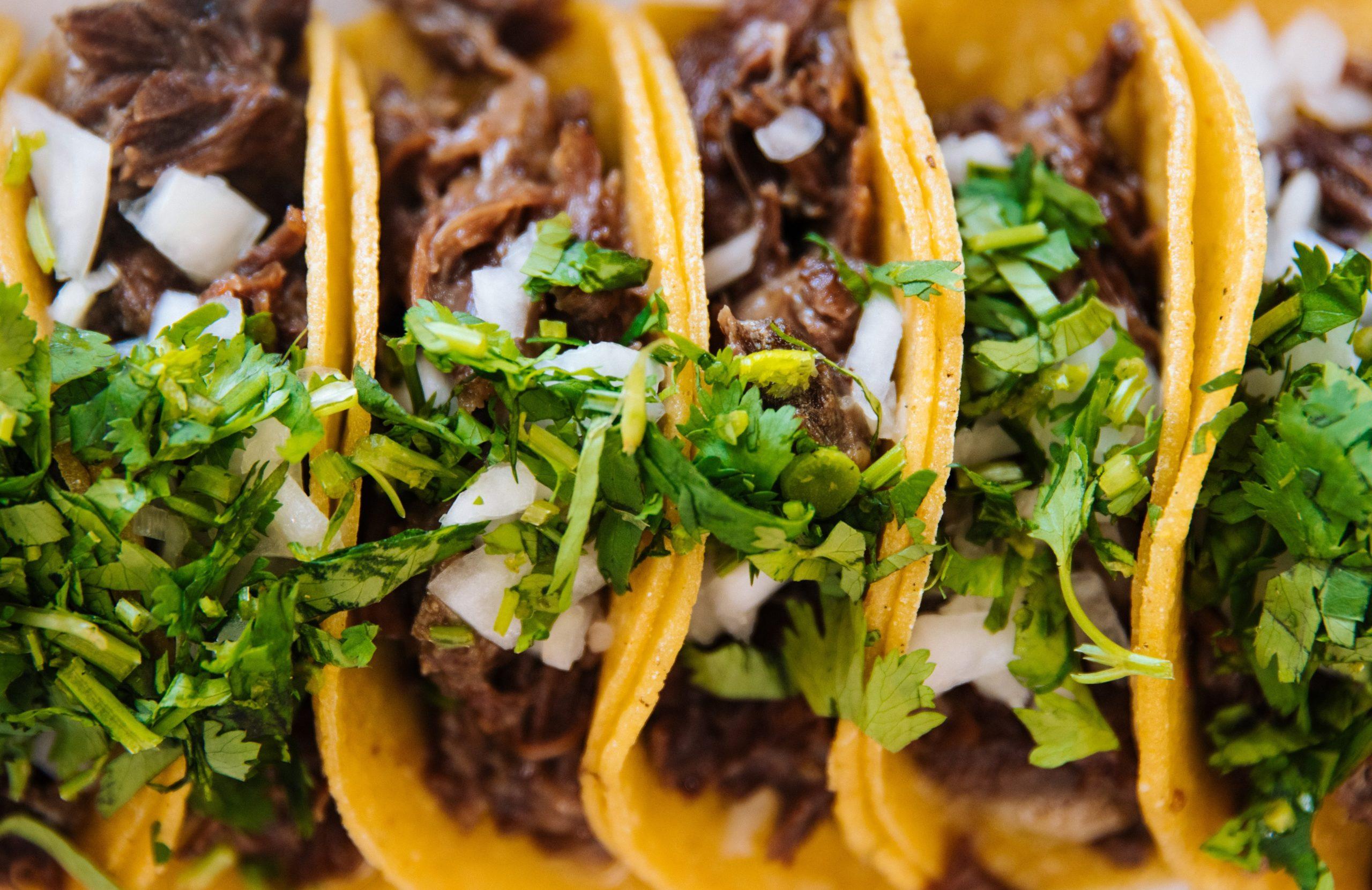 pics of taco salad
